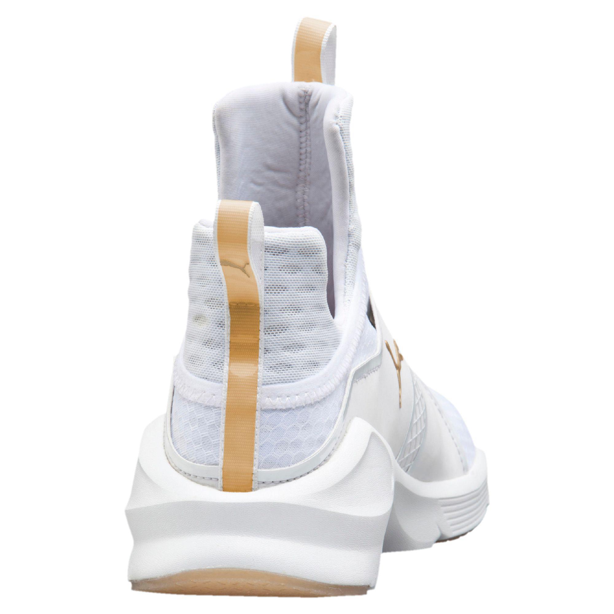 2acdb0c98c6a Fierce Fierce Fierce Gold Puma Shoes Training Lyst Women s qUxRw5gC6g