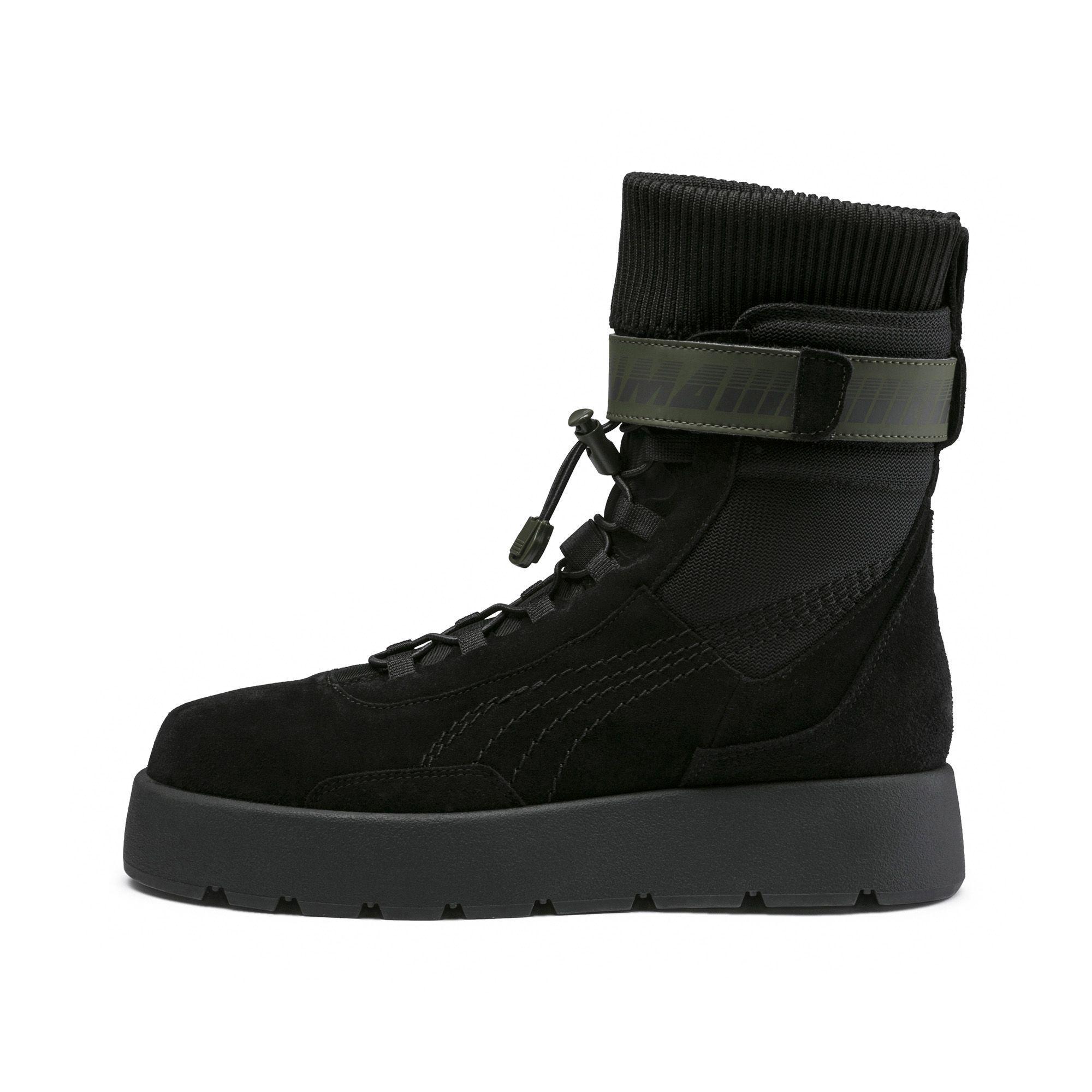6060d877cfd0 Black Boot Fenty Puma In Women s Scuba Lyst YHawBqw