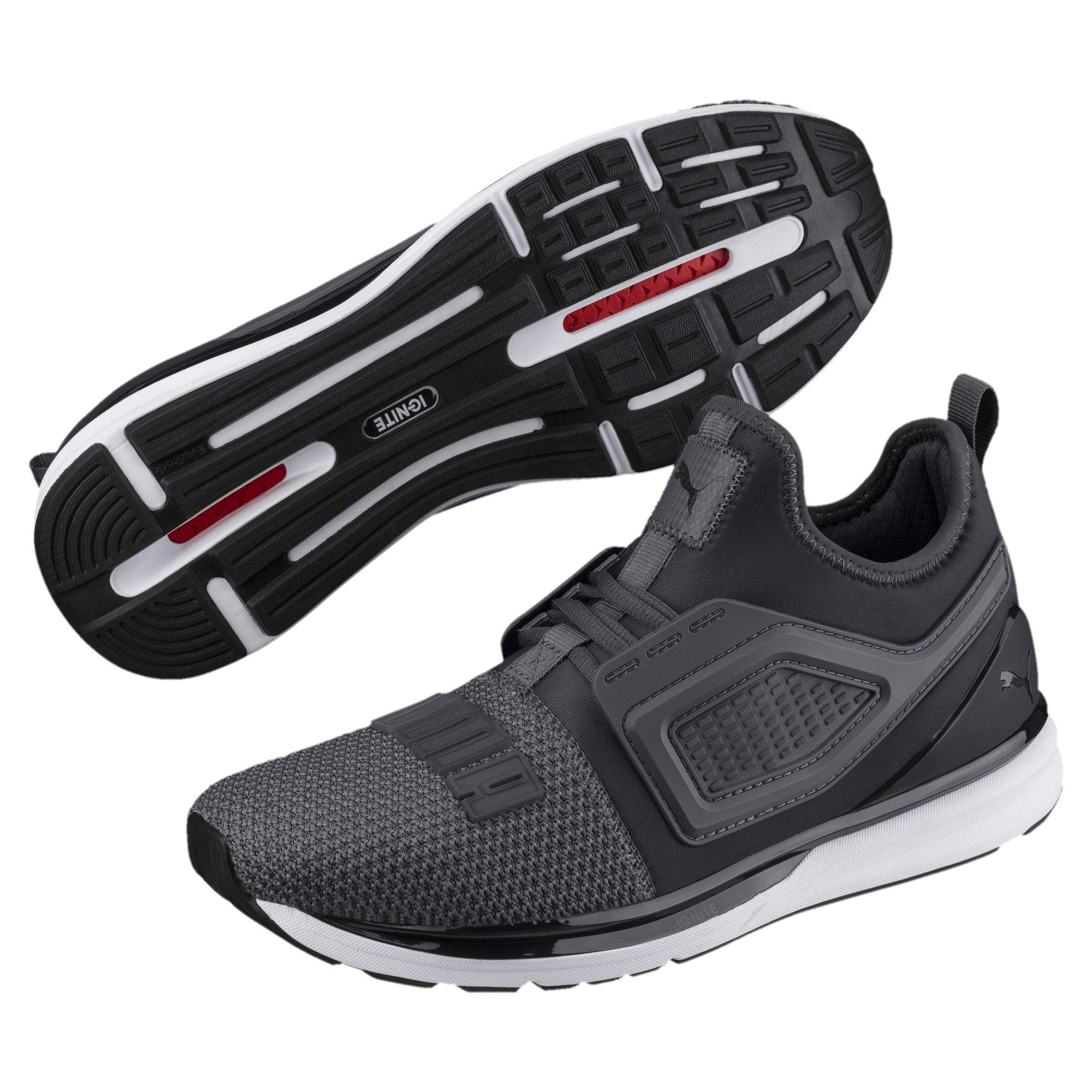 0c3cf0ed66a Lyst - PUMA Ignite Limitless 2 Running Shoes in Black for Men