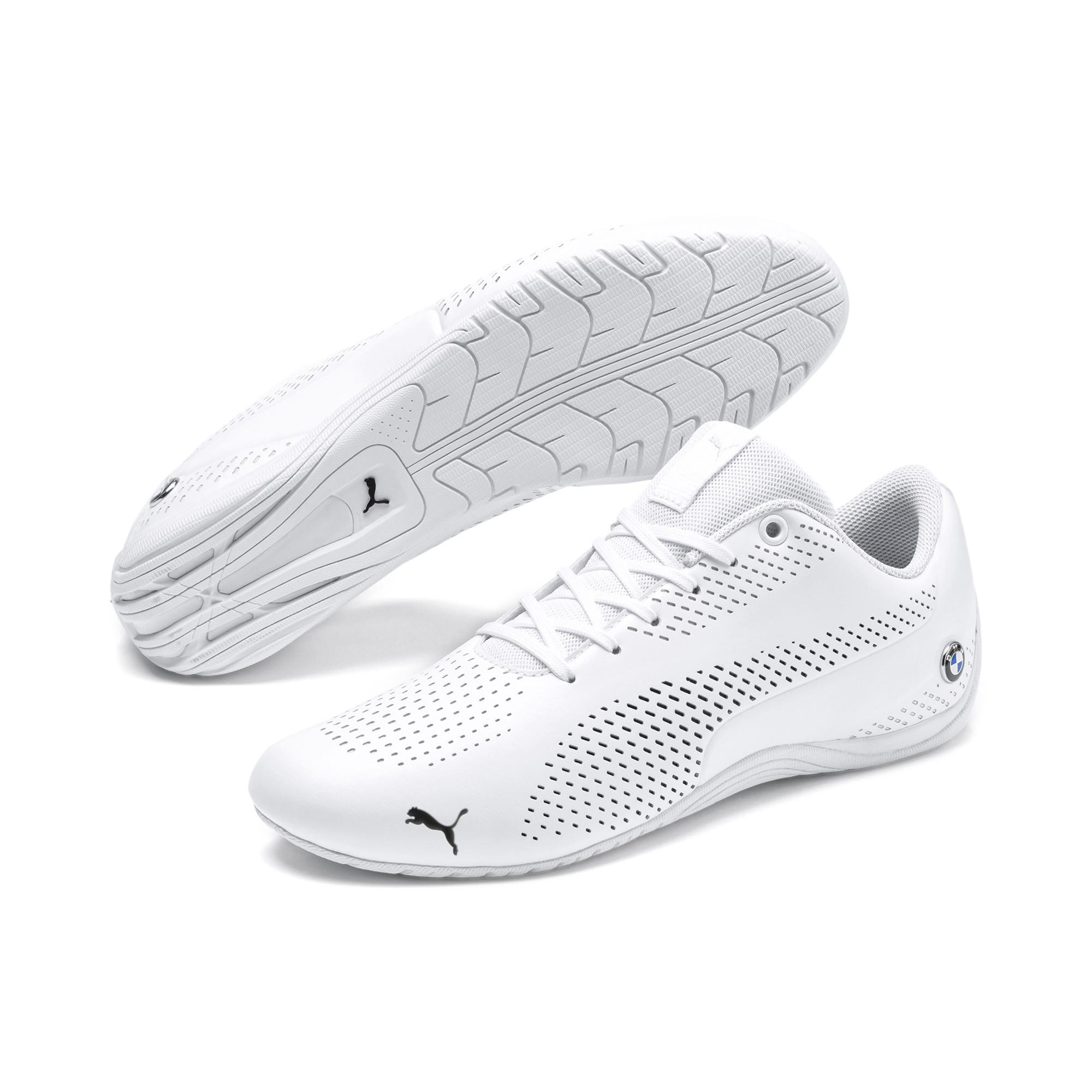 e41e6bfb1d36 PUMA - White Bmw Mms Drift Cat 5 Ultra Ii Men s Sneakers for Men - Lyst.  View fullscreen
