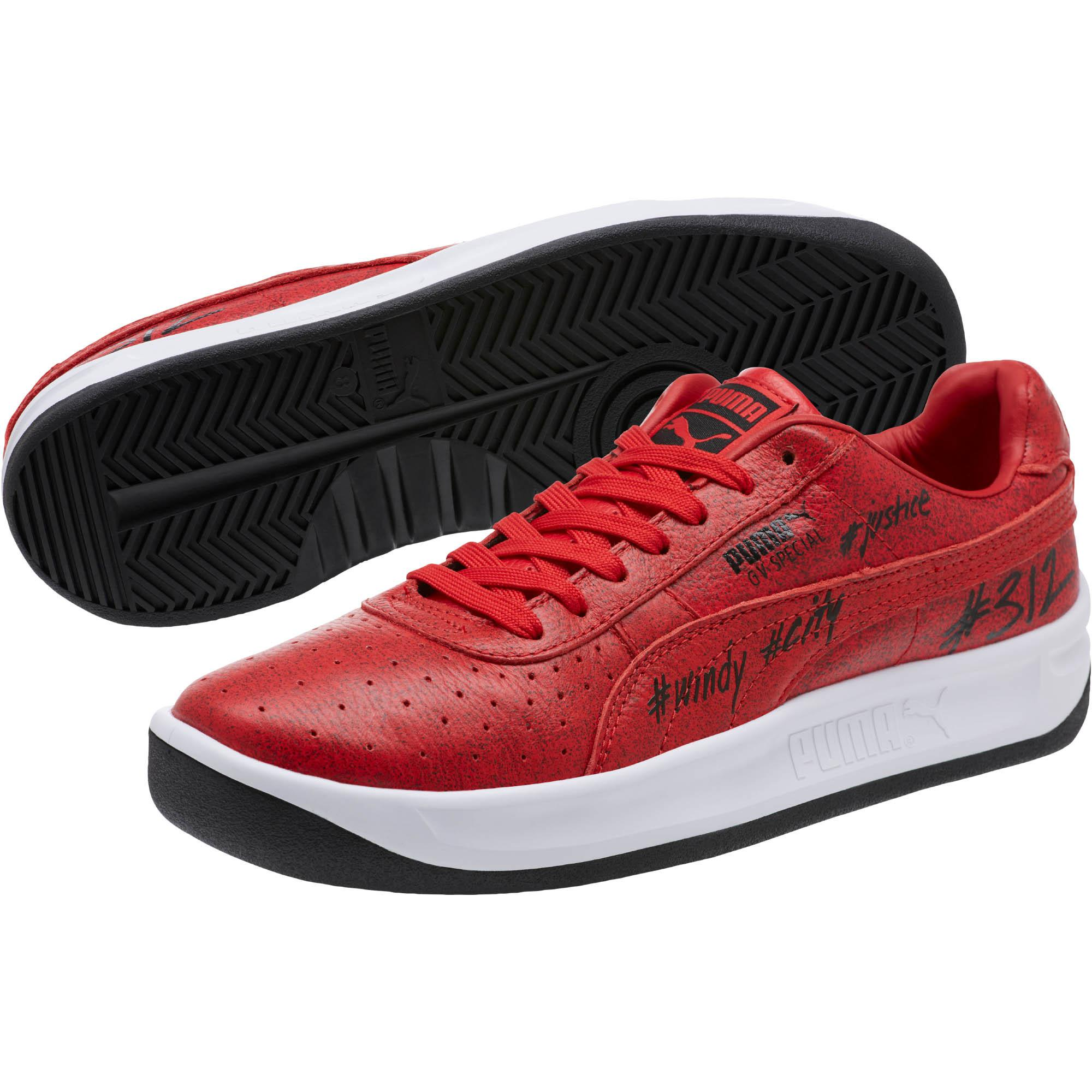 d8bd4b8620f9 PUMA - Red Gv Special Chicago Sneakers for Men - Lyst. View fullscreen