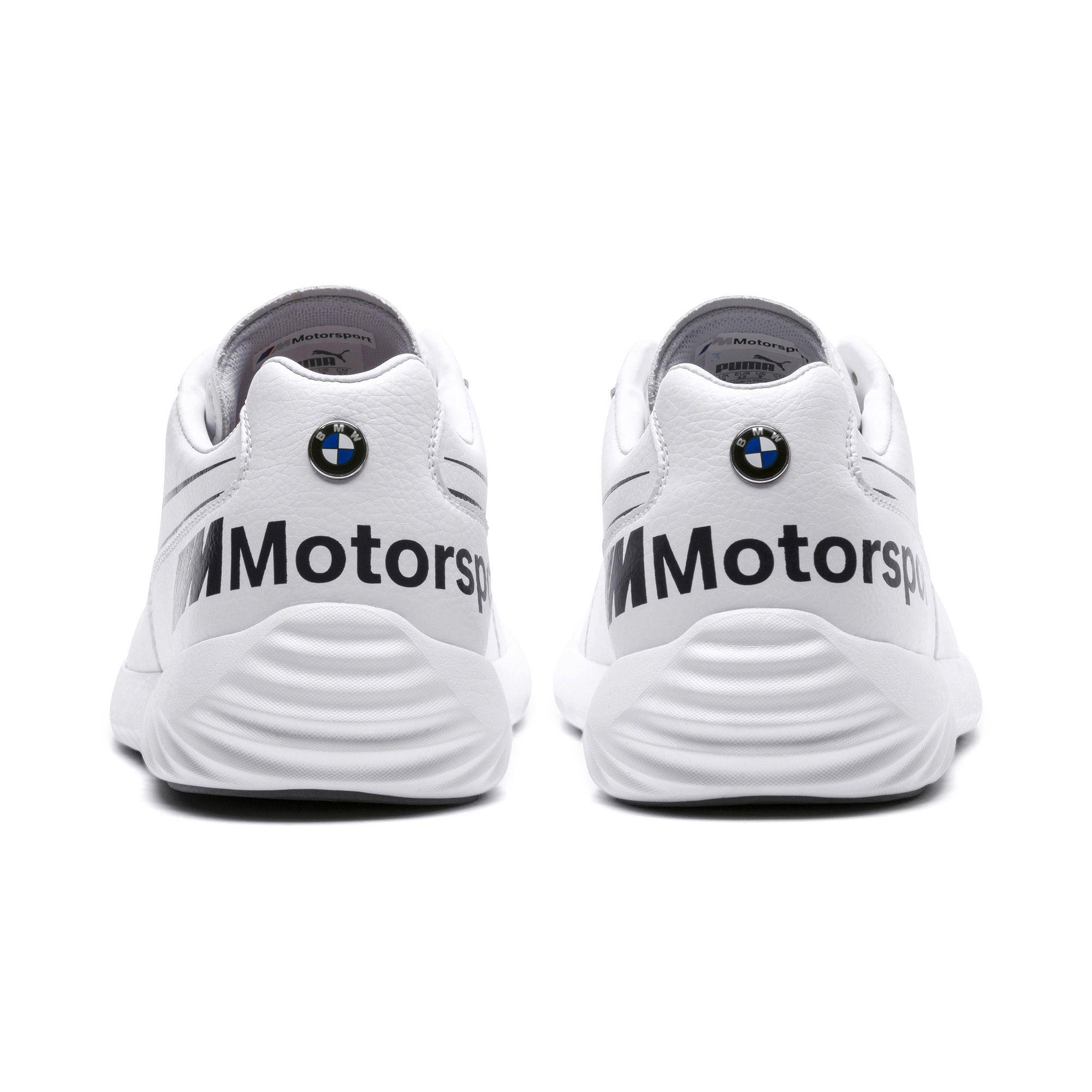 c041b4cca70 PUMA - White Bmw M Motorsport Speedcat Evo Synth Sneakers for Men - Lyst.  View fullscreen