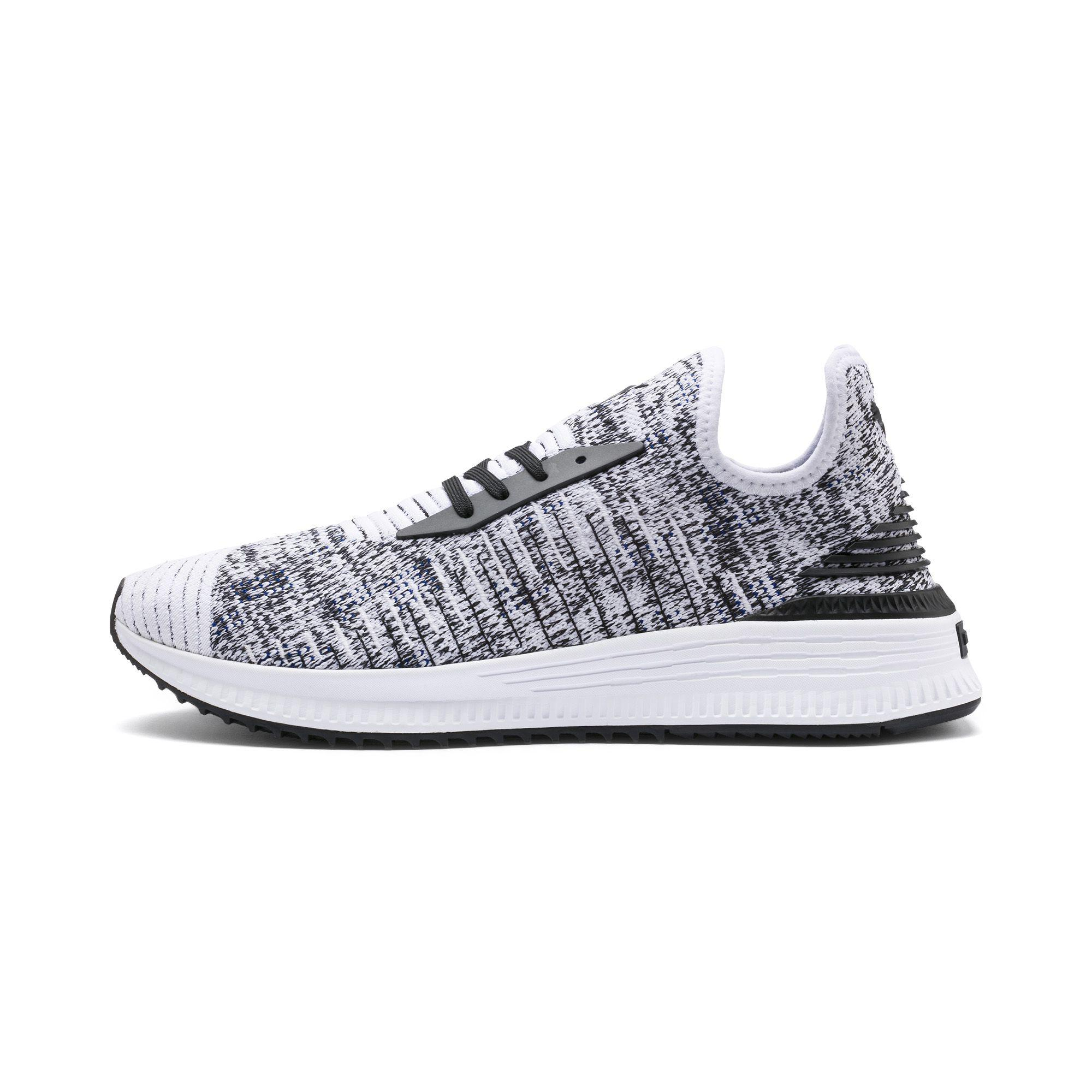 52f6d701039cac Lyst - PUMA Avid Evoknit Mosaic Evolution Sneakers in Blue for Men
