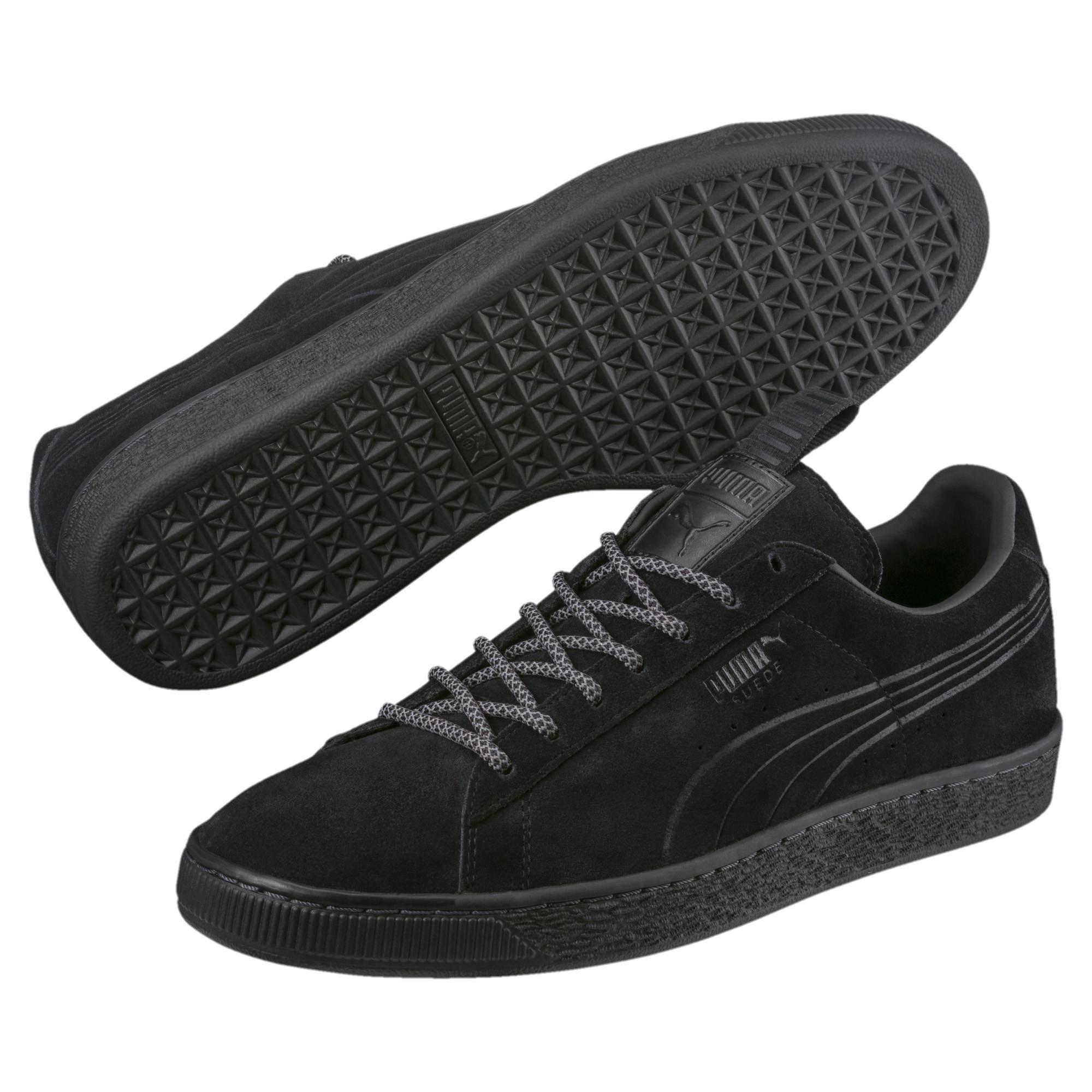 4e4216b0a PUMA Bmw M Motorsport Suede Men's Sneakers in Black for Men - Lyst
