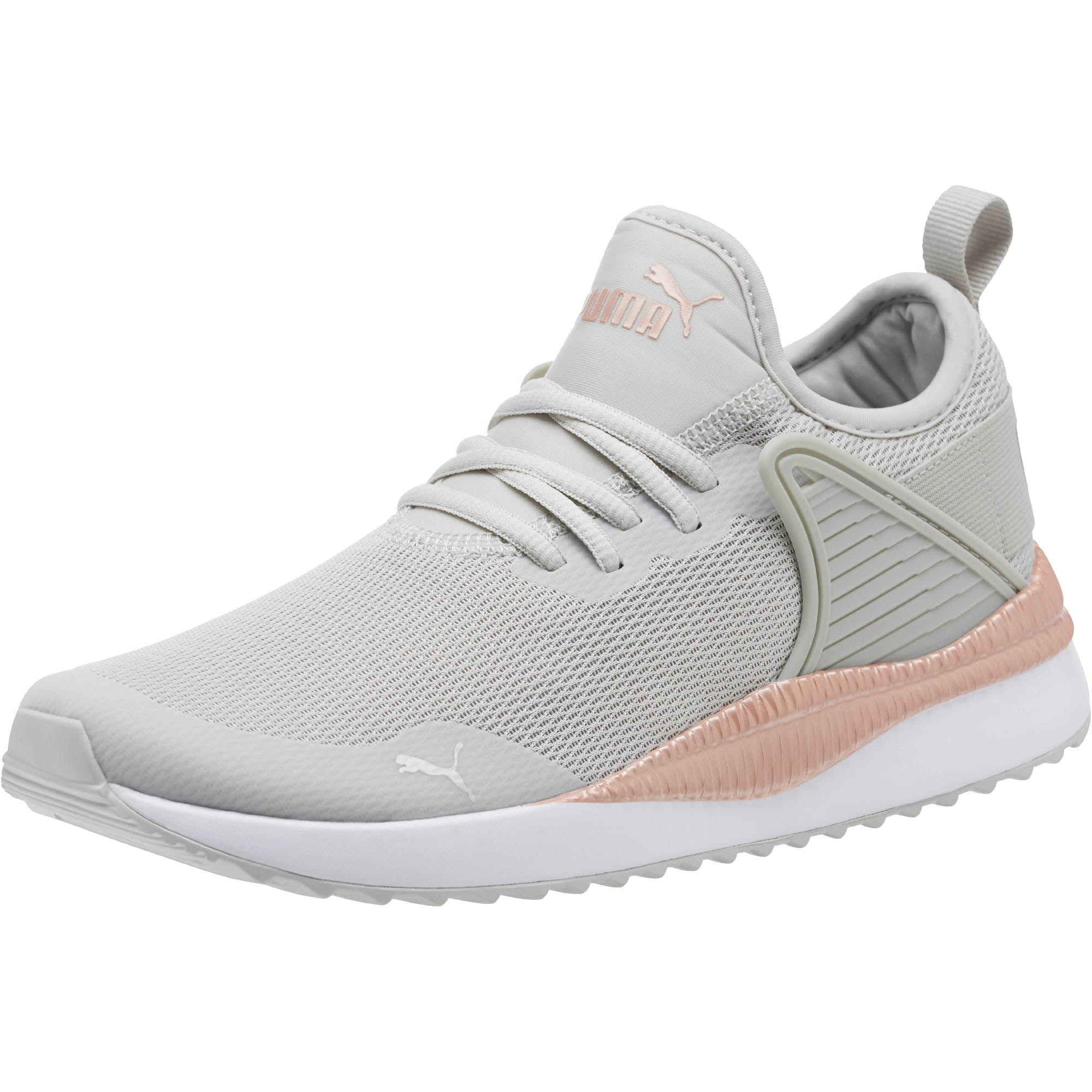 Lyst - PUMA Pacer Next Cage Metallic Wns in Metallic 6b23ce30b