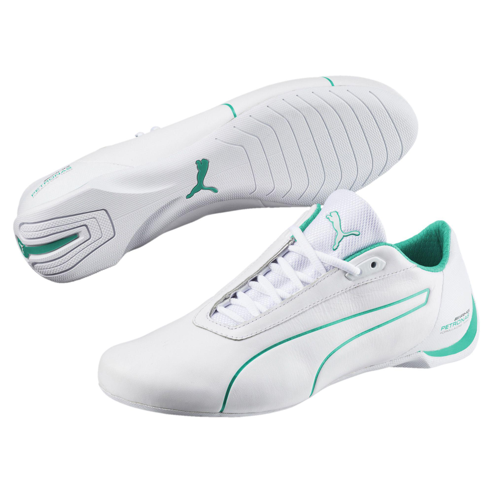 786f43787ff961 Lyst - PUMA Mercedes Amg Petronas Future Cat Shoes in White for Men