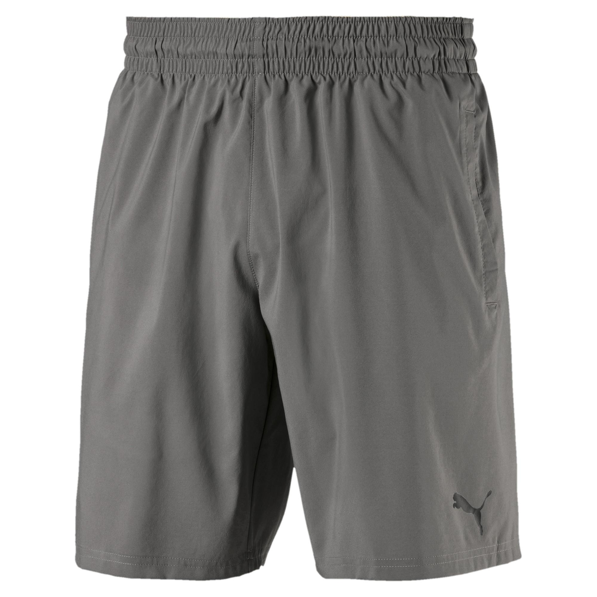 54f5c78f07 Lyst - PUMA A.c.e. Men's Woven Shorts in Gray for Men - Save 31%