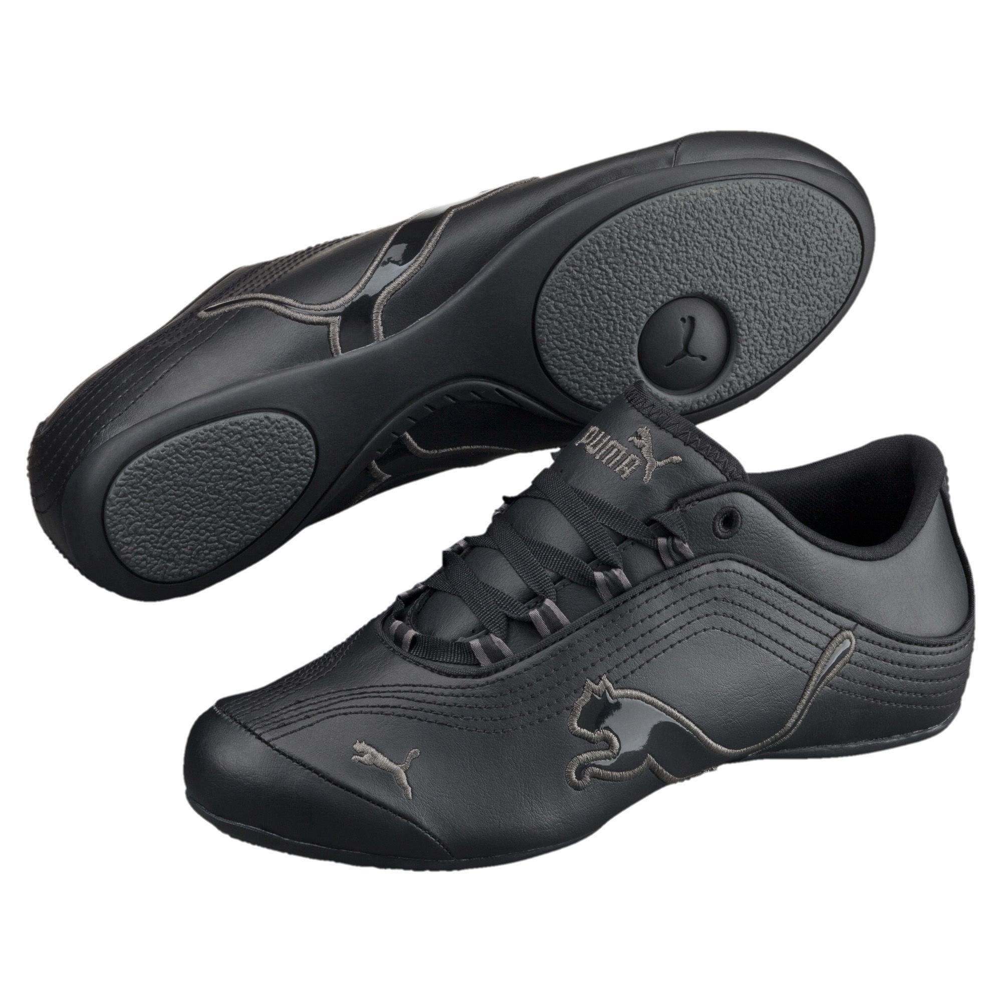 1050d28ae34 Lyst - PUMA Soleil Cat Women s Shoes in Black