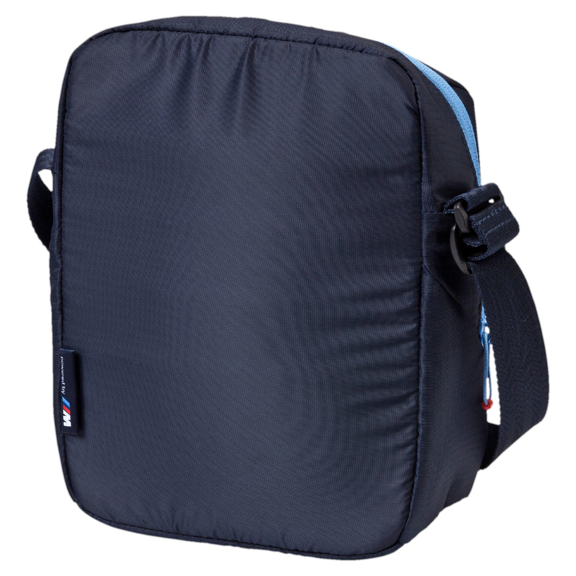 e4584e9064a Lyst - PUMA Bmw Portable Bag in Black for Men
