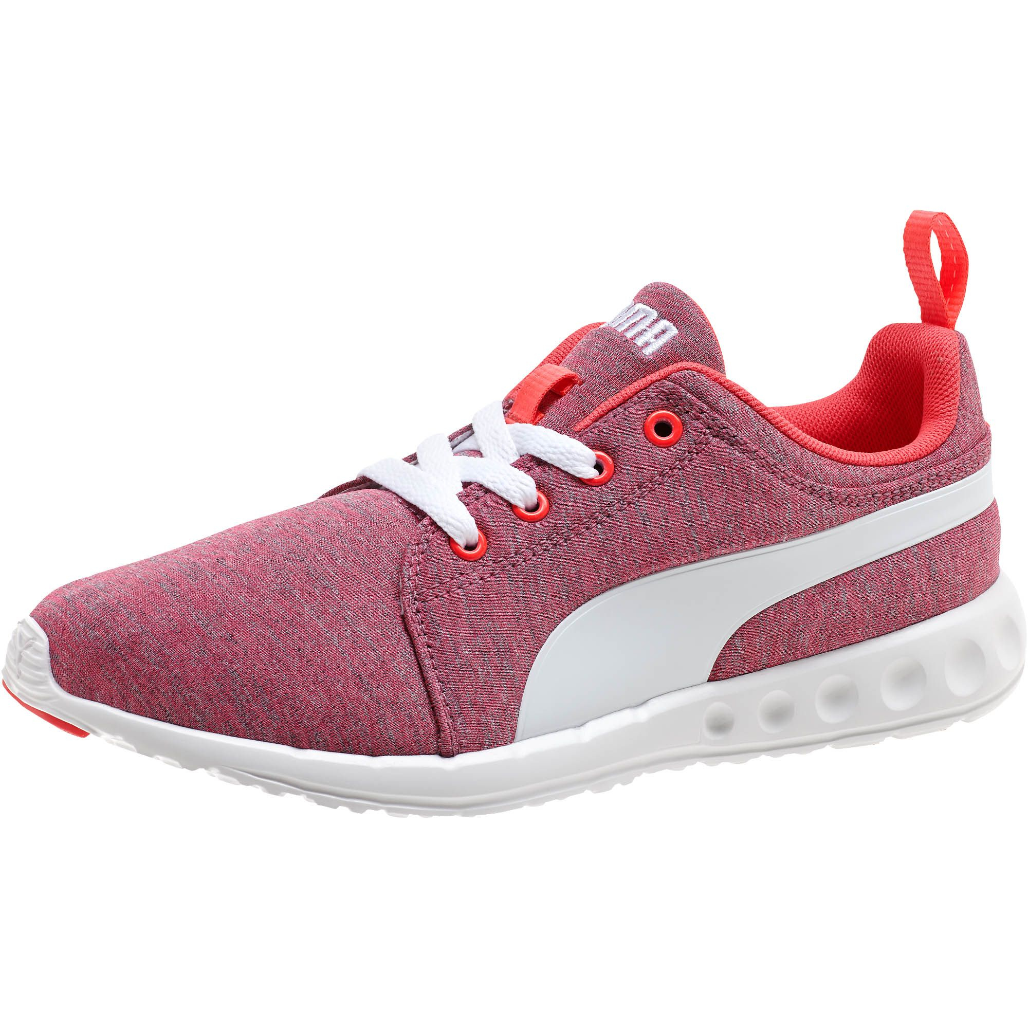 f5a8becbcf9c26 Lyst - PUMA Carson Runner Heather Women s Running Shoes in Red