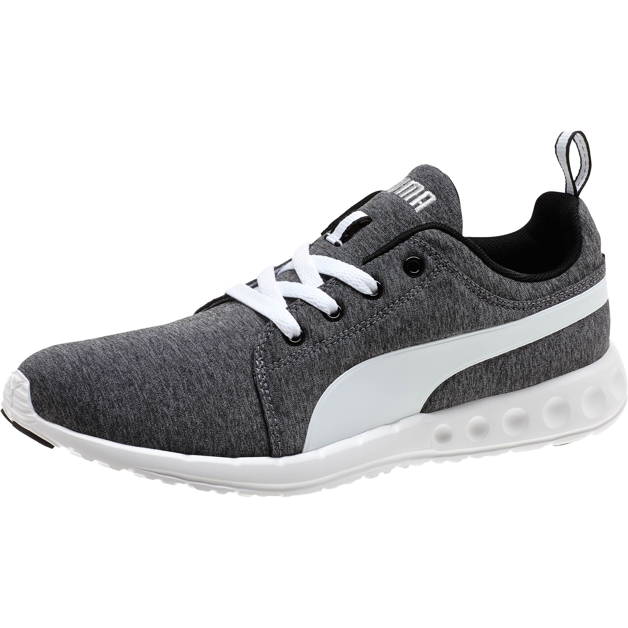 76e9bd505 Lyst - PUMA Carson Runner Heather Men s Running Shoes in Gray for Men