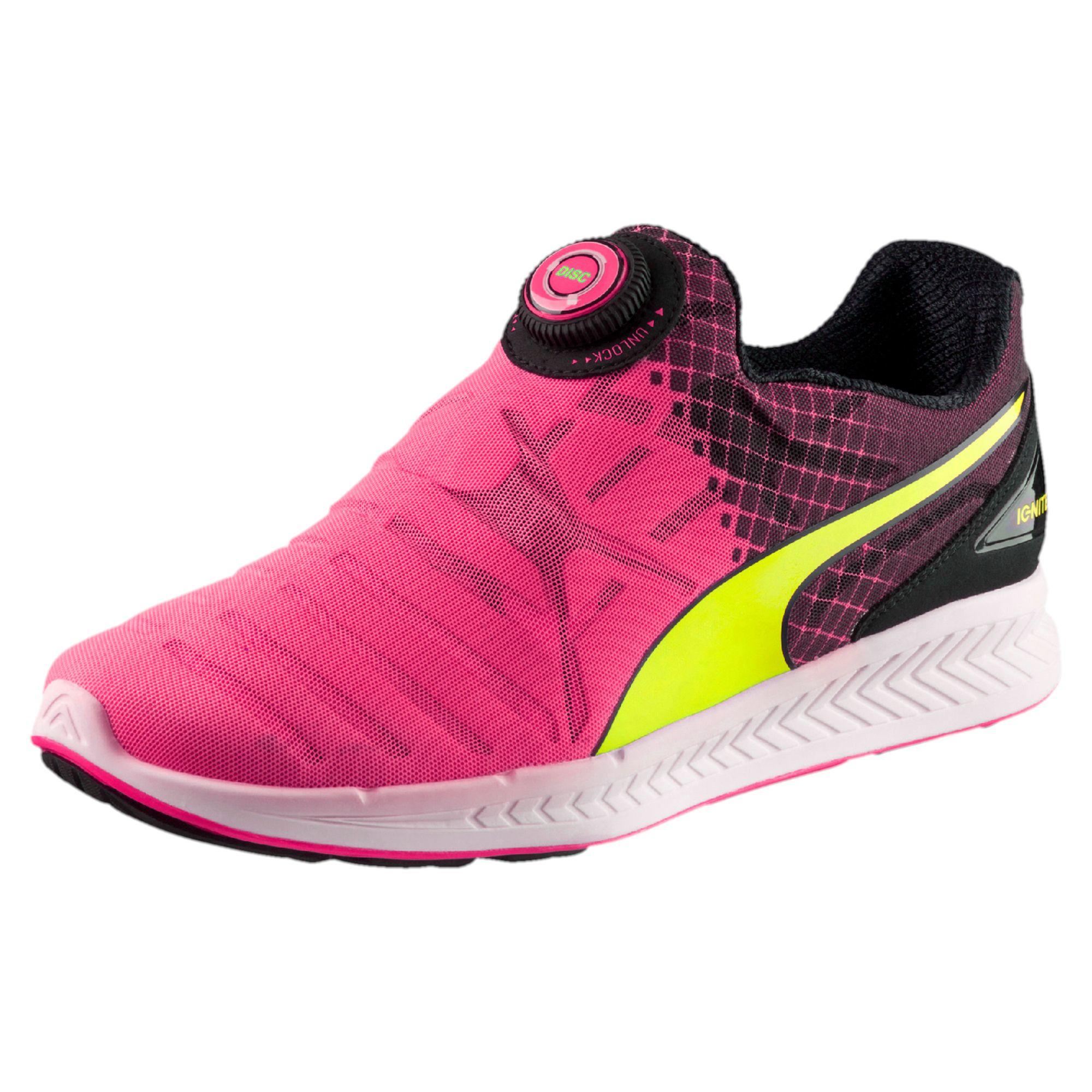 93a7e3b4e800ad Lyst - PUMA Ignite Disc Tricks Men s Running Shoes in Black for Men