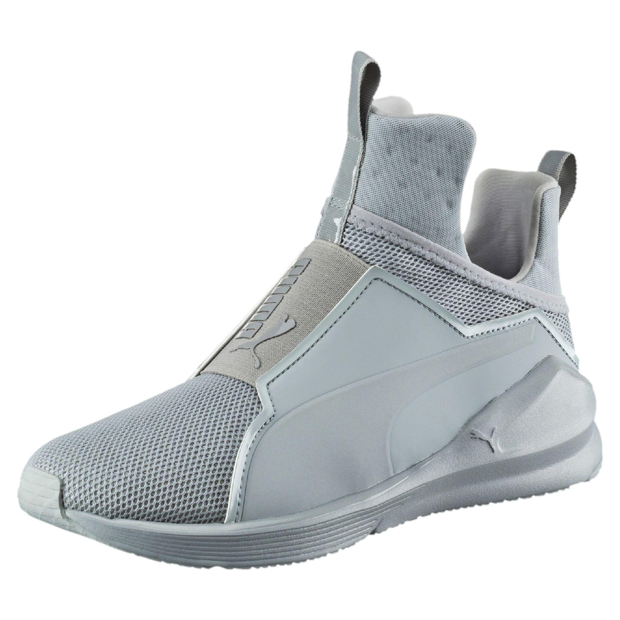 b450bcf3da5f Lyst - PUMA Fierce Shine Women s Training Shoes in White