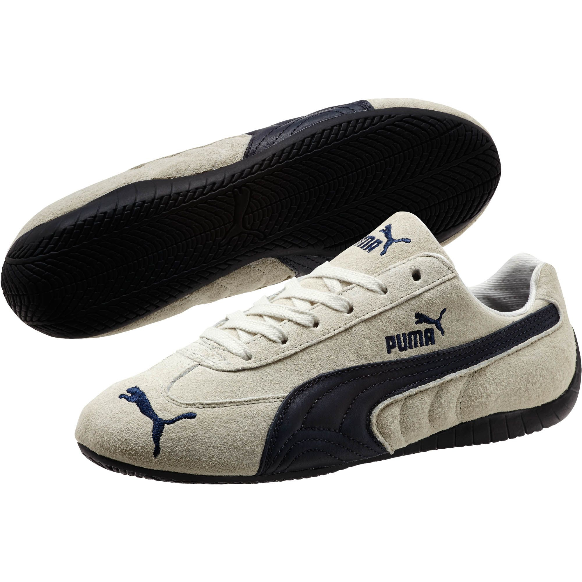 coupon code lyst puma speed cat sd shoes in metallic 69729 a3d98 1edaca237