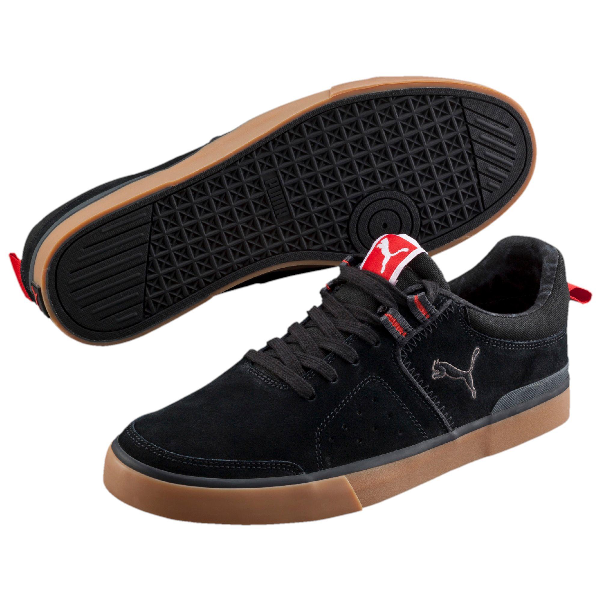 c6400f3f1f1b Lyst - PUMA Funist Slider Vulc Men s Shoes in Black for Men