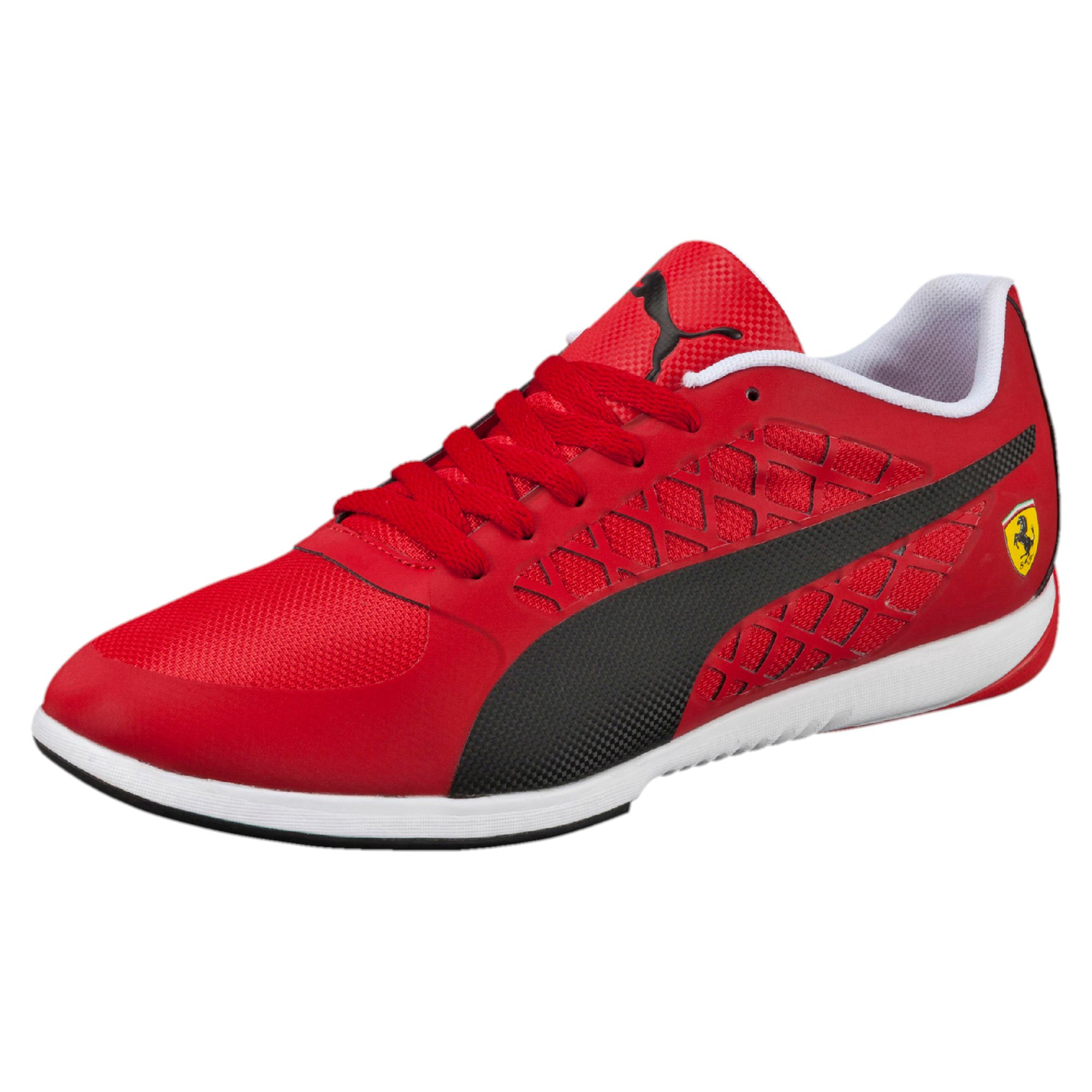 Puma Ferrari Valorosso Men's Shoes in Red for Men