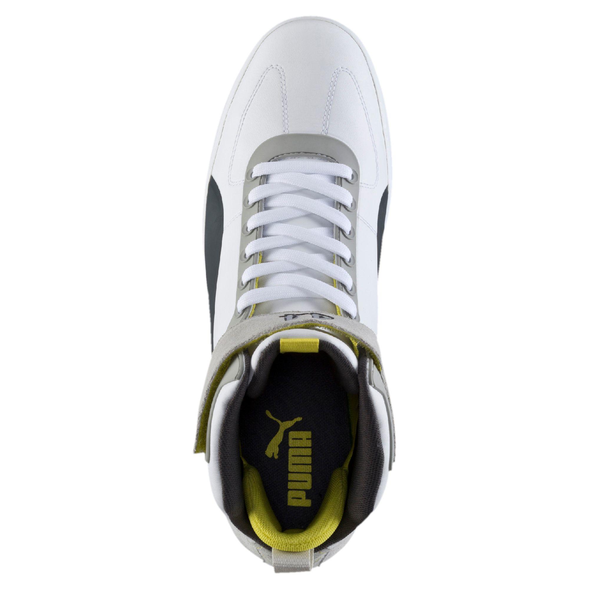Lyst - PUMA Mercedes Upole Lewis Men s Shoes for Men 9cef93e99