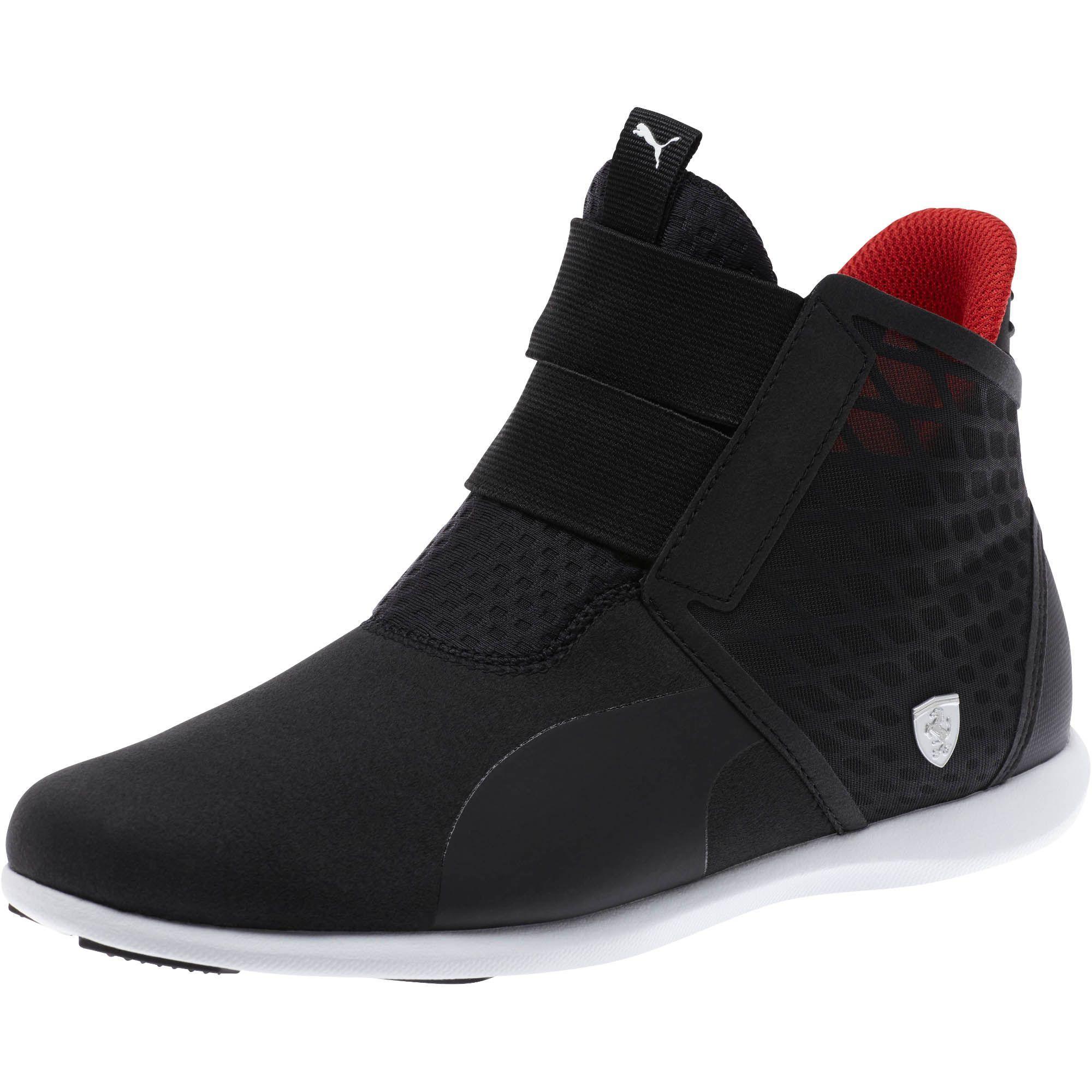 Puma Ferrari Women S Ankle Boot In Black Lyst