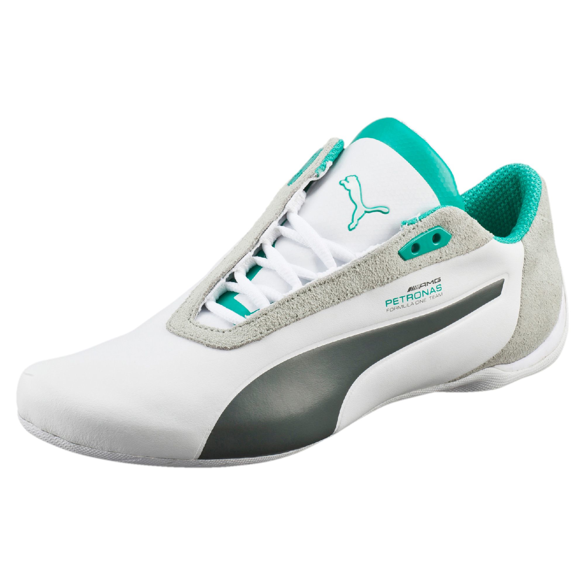 Lyst - PUMA Mercedes Future Cat S2 Men s Shoes in White for Men 945c3ee8f