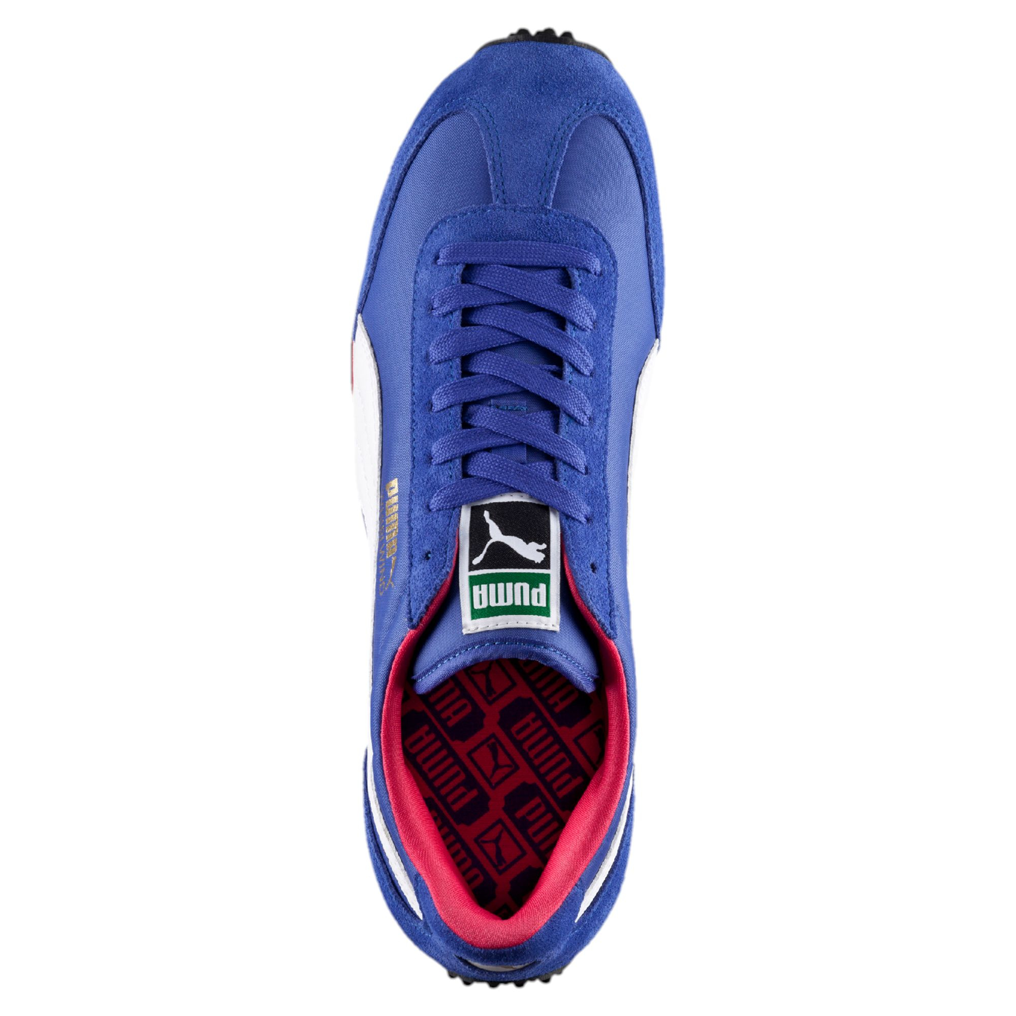 9c8d048bc05eac Lyst - PUMA Whirlwind Classic Men s Sneakers in Blue for Men