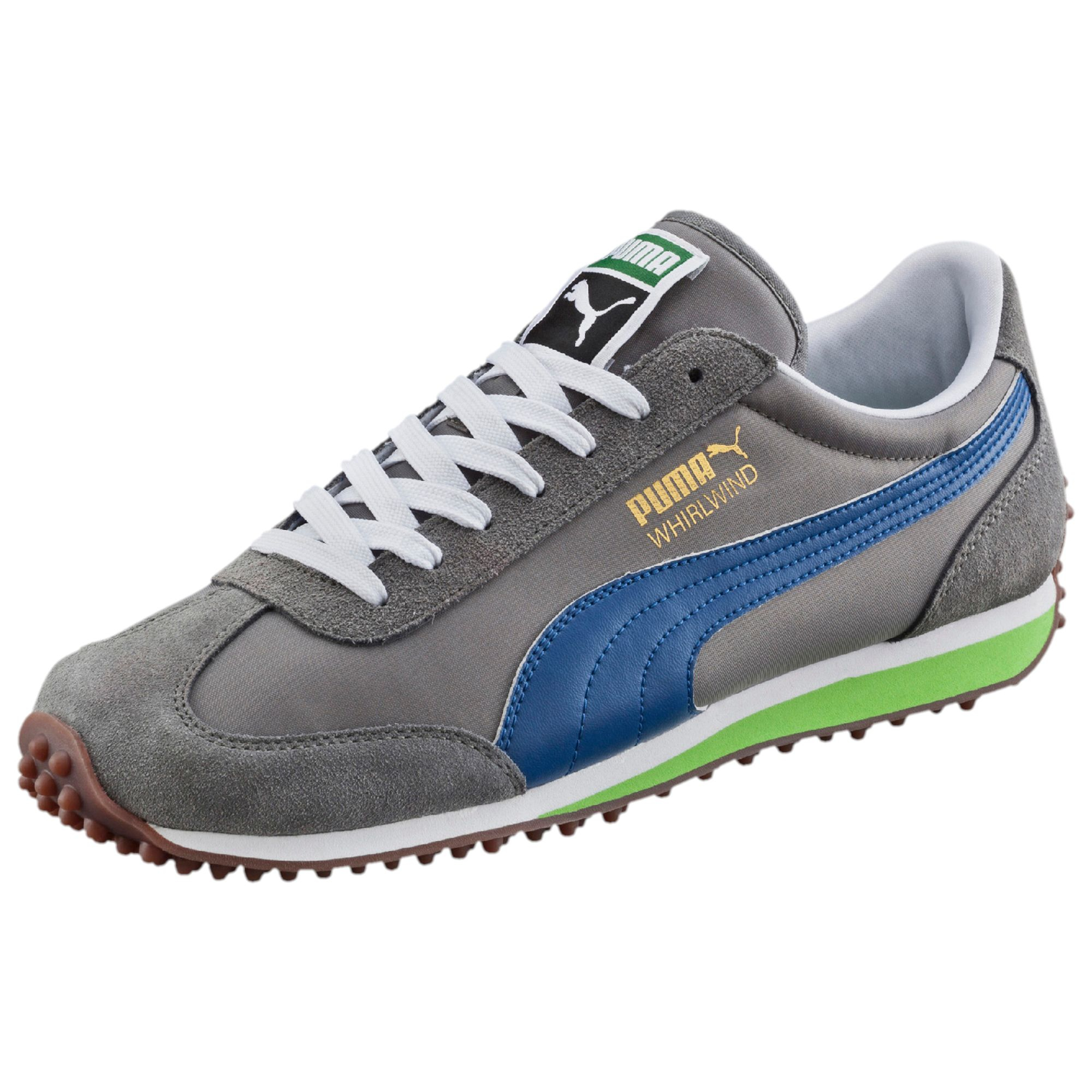 Lyst - PUMA Whirlwind Classic Men s Sneakers in Gray for Men 14cd00840