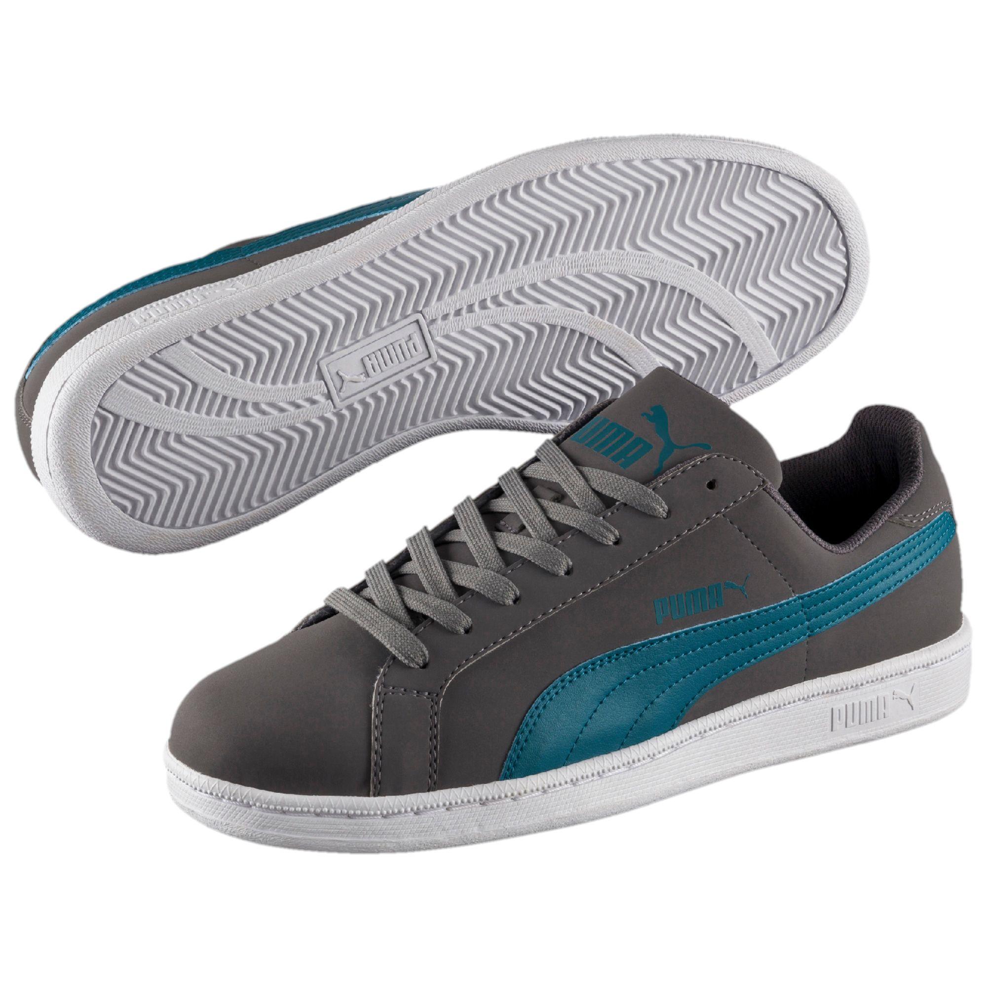 Lyst - PUMA Smash Buck Men s Sneakers in Gray for Men 0fcad506c