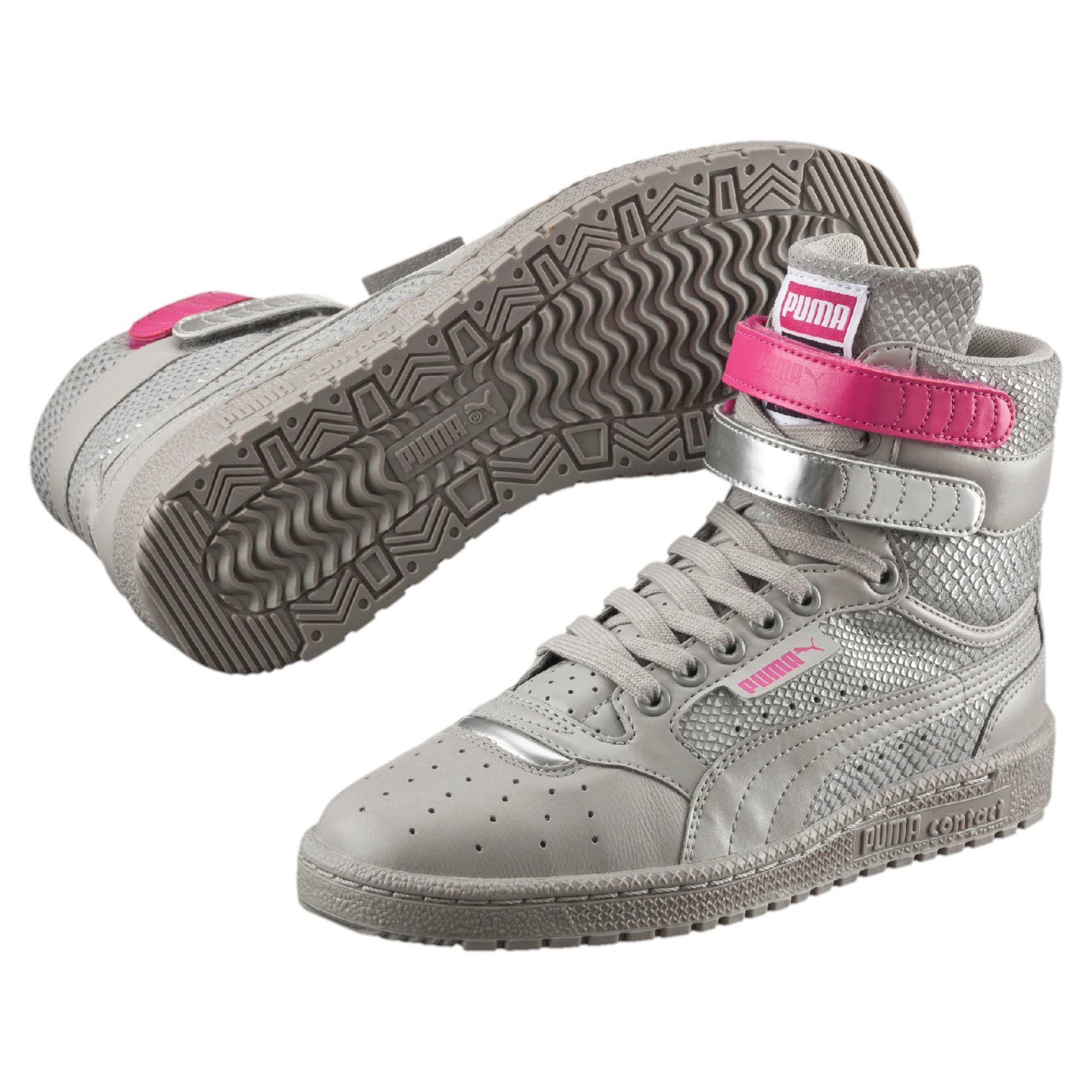 Lyst - PUMA Sky Ii Hi Future Minimal Women s Sneakers 71114057b