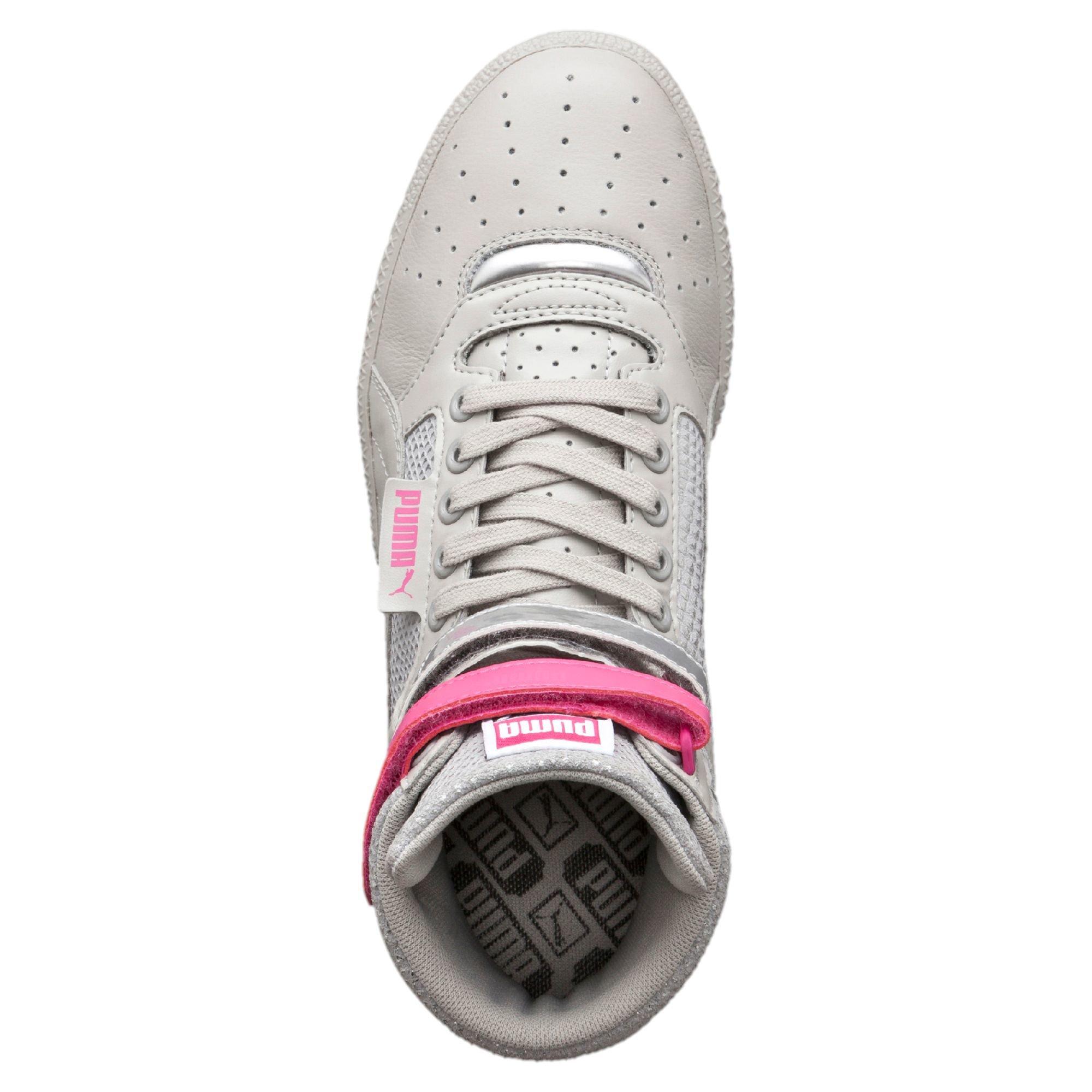ad3f7071f7f4 Lyst - PUMA Sky Ii Hi Future Minimal Women s Sneakers