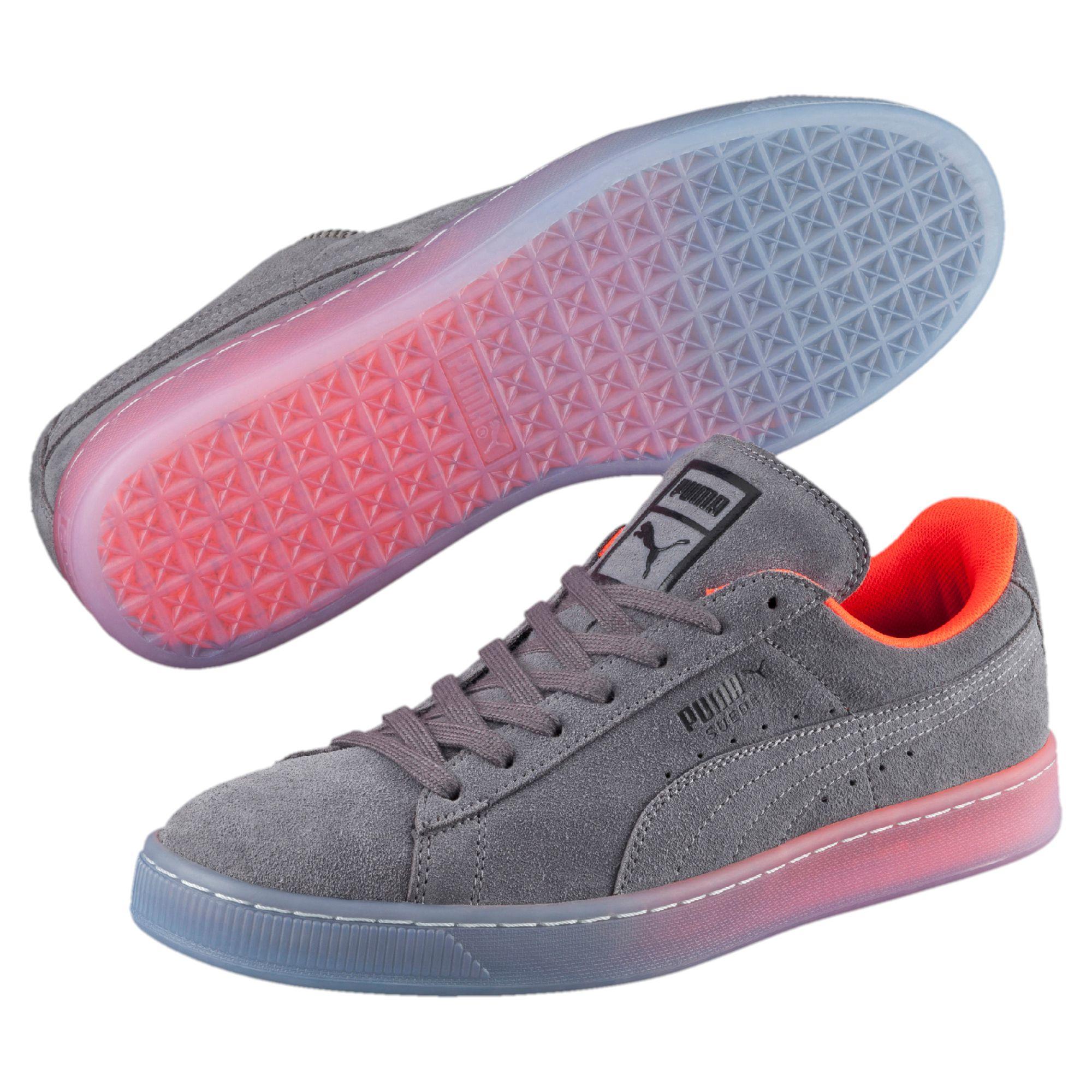 e3f734fd5403 Lyst - PUMA Suede Classic V2 Fade Future Men s Sneakers in Gray for Men