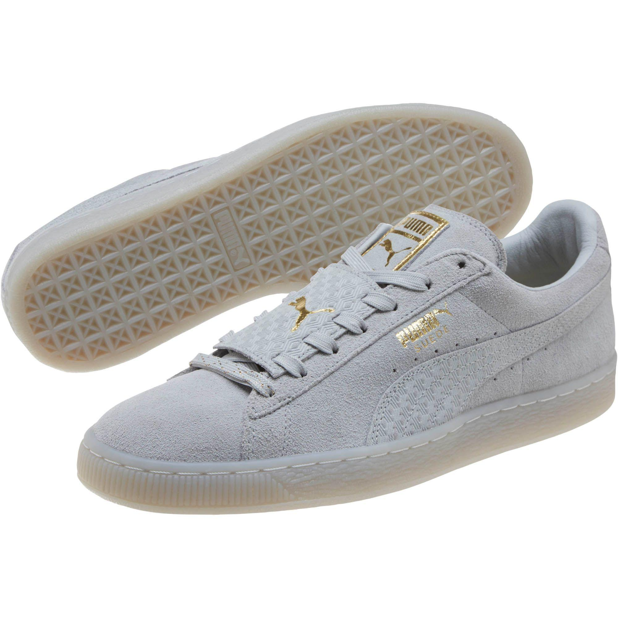 Lyst - PUMA Suede Epic Remix Men s Sneakers in Gray for Men 68a97fc74