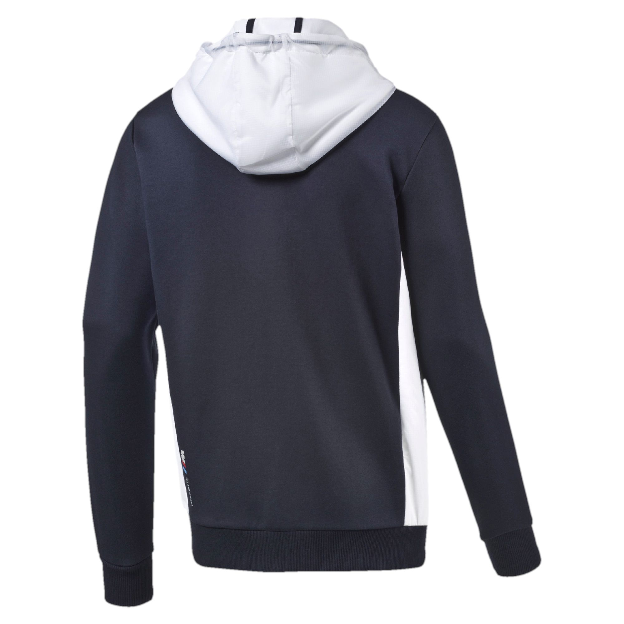 21764a97a508 Lyst - PUMA Bmw Zip-up Hoodie in Blue for Men