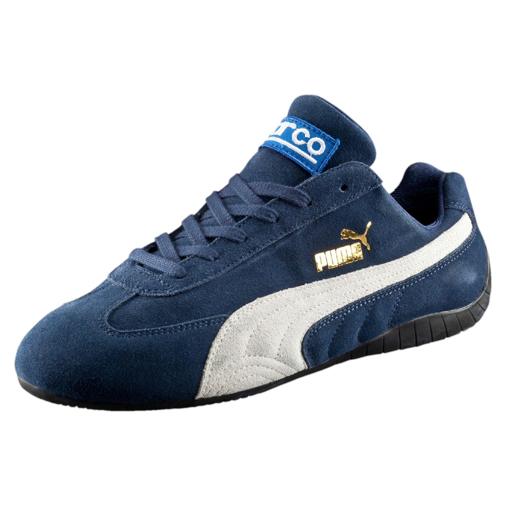 ba9bb6f73b5f6 PUMA Speed Cat Sparco Shoes in Blue for Men - Lyst