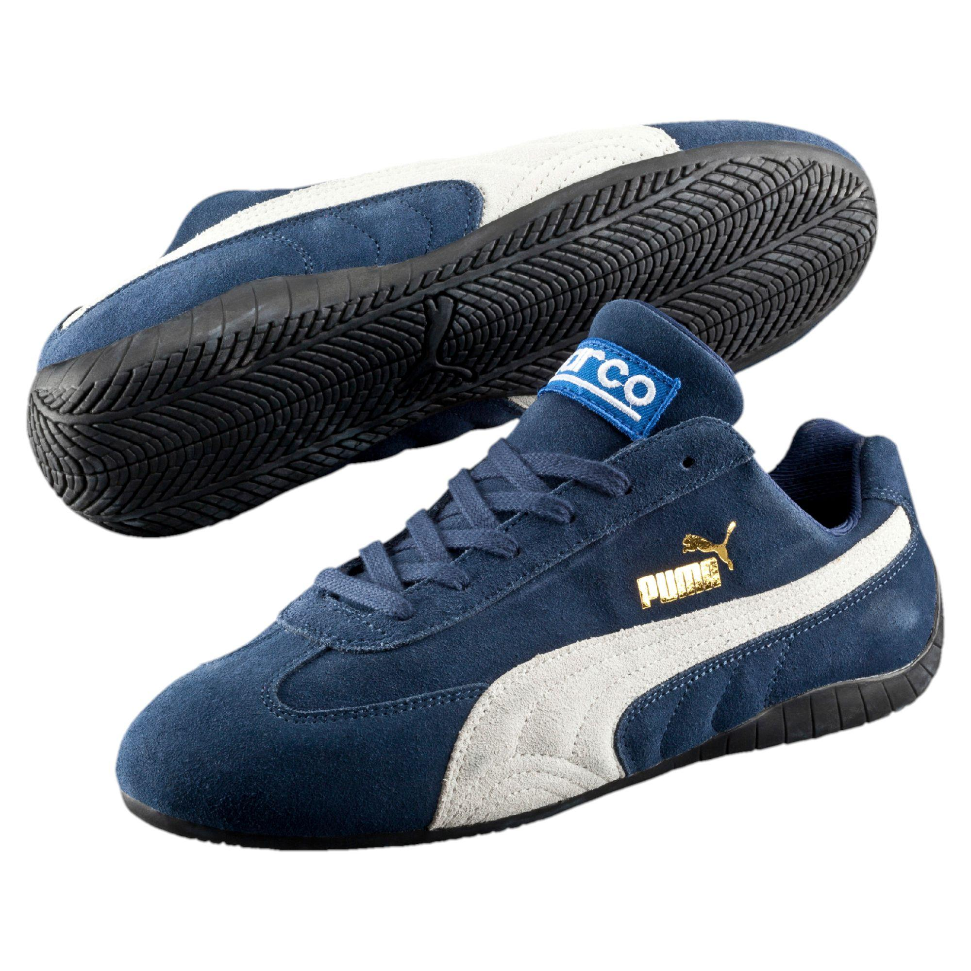... best price lyst puma speed cat sparco shoes in blue for men a4ab0 156e1  ... 4185a45d8