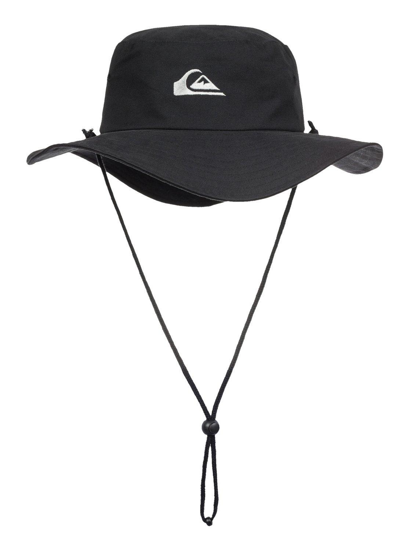 Quiksilver Bucket Hat in Black for Men - Lyst 68148687f4d