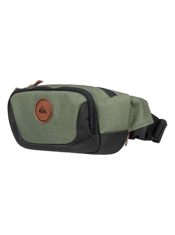 Quiksilver - Green Bum Bag for Men - Lyst. View fullscreen d245312d7febd
