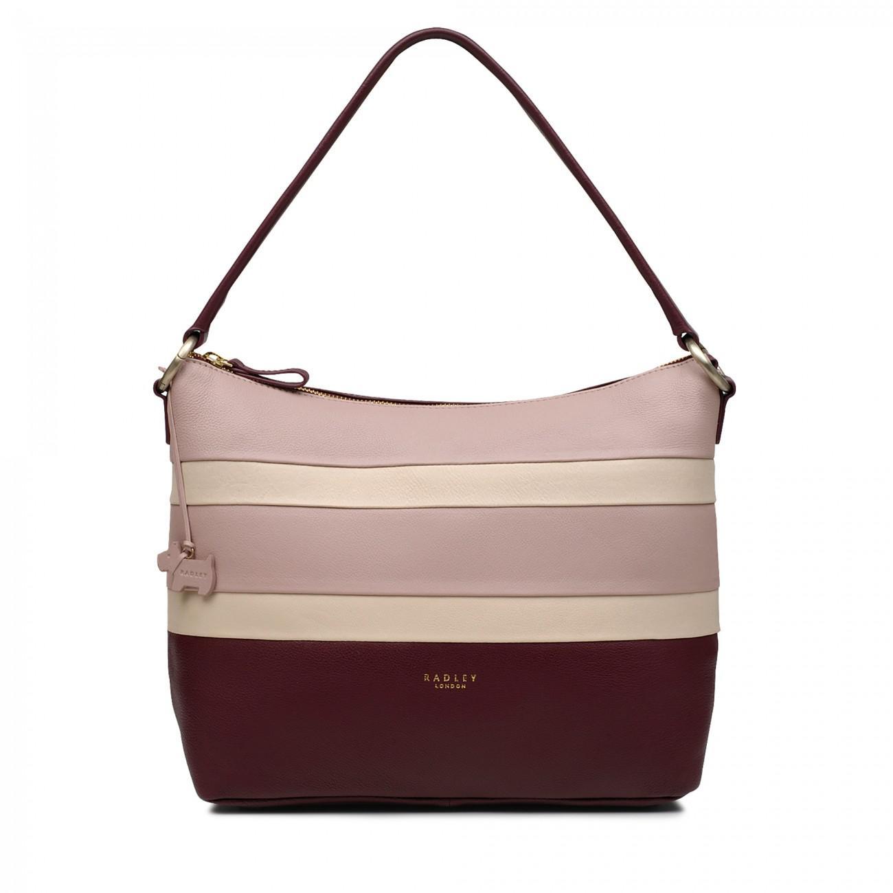 eb21b295130 Radley - Multicolor Berwick Street Large Zip-top Grab Bag - Lyst. View  fullscreen