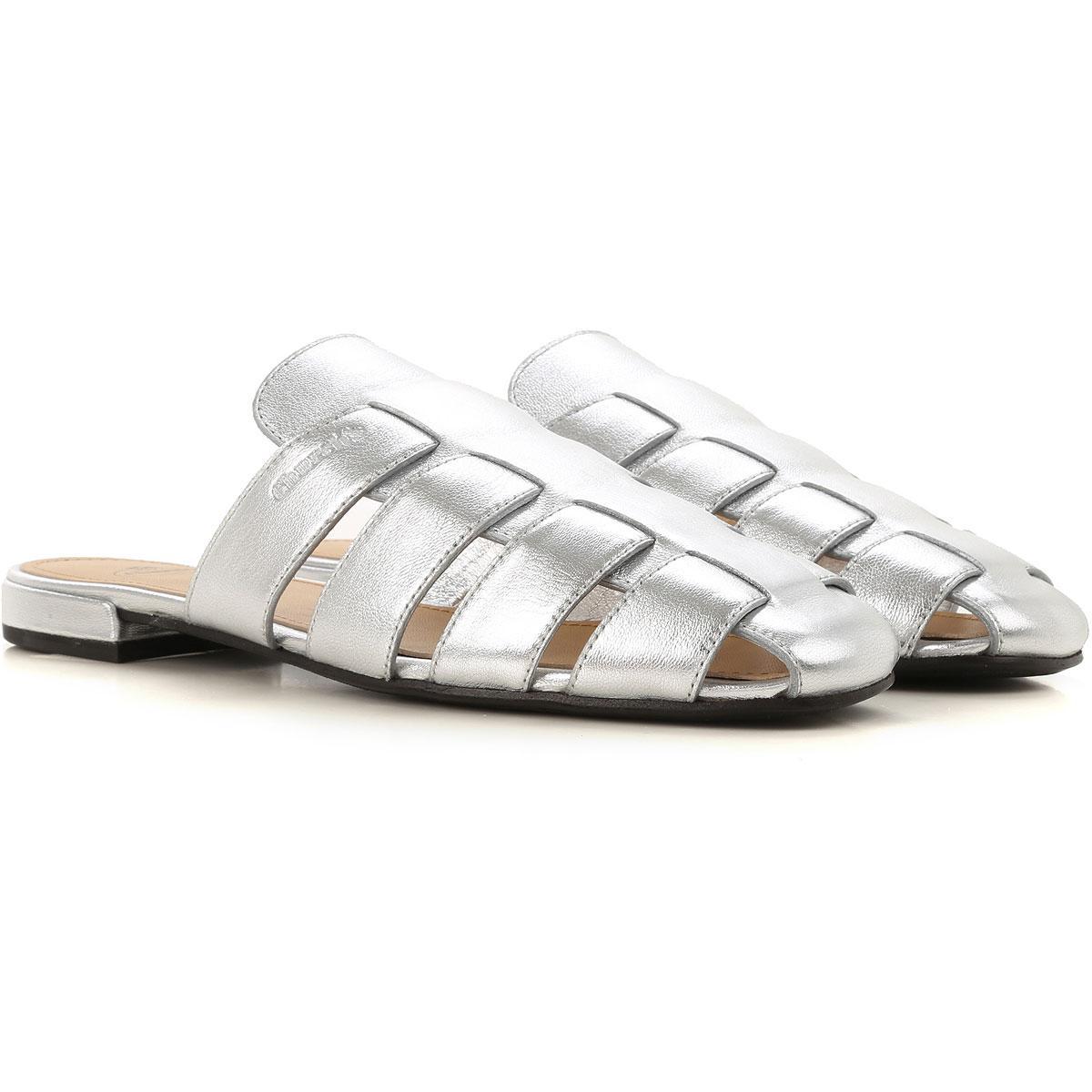 317221c9d45 Lyst - Church s Sandals For Women in Metallic