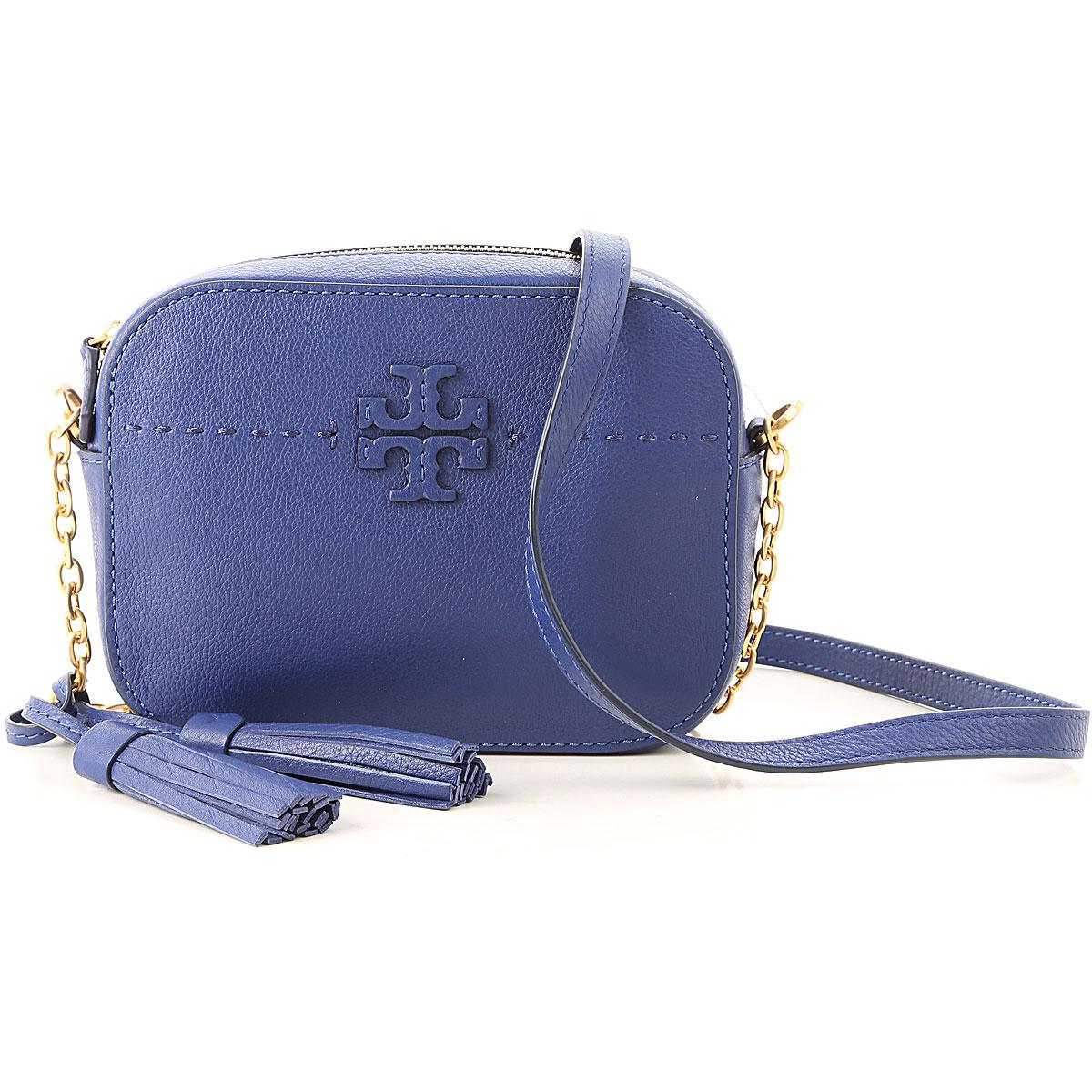 6f071361187 Lyst - Tory Burch Shoulder Bag For Women On Sale in Blue