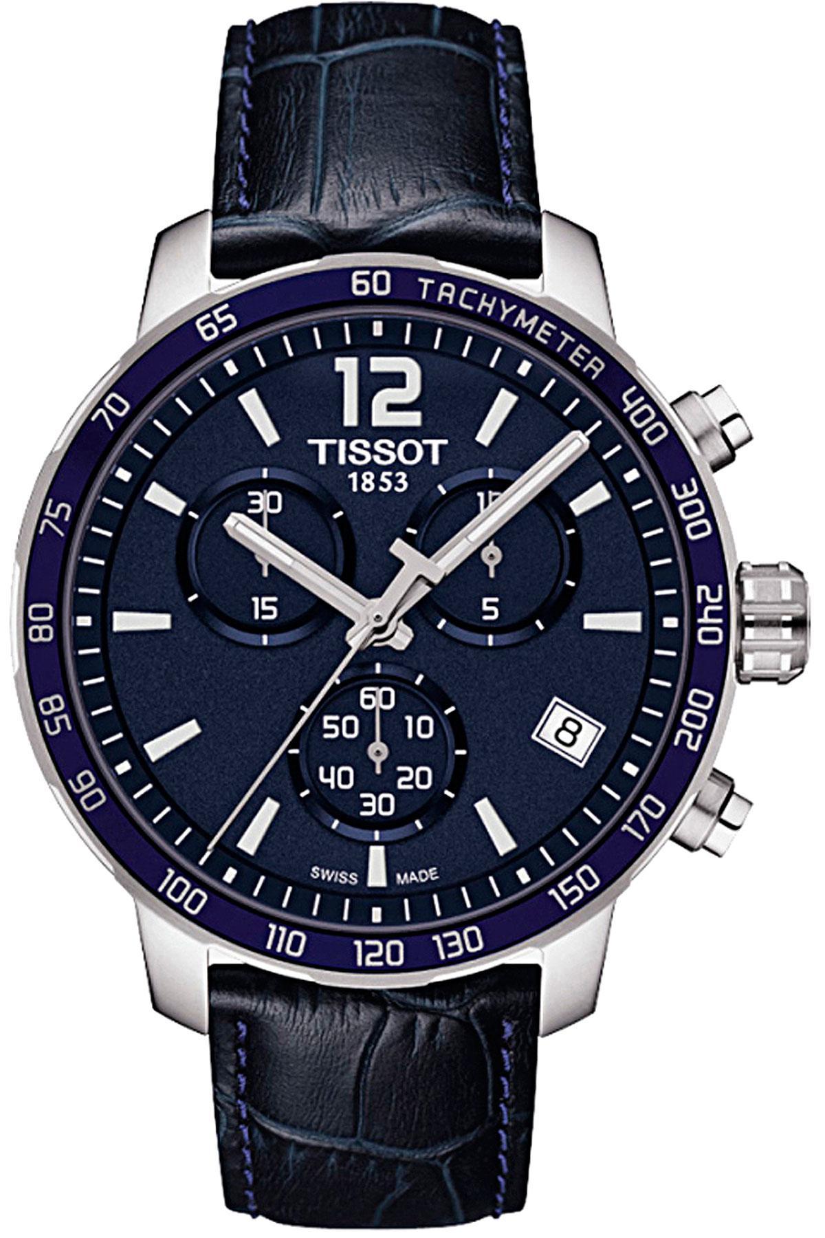 3ec02a6f0b75 Reloj para Hombre Baratos en Rebajas Tissot de hombre de color Azul ...
