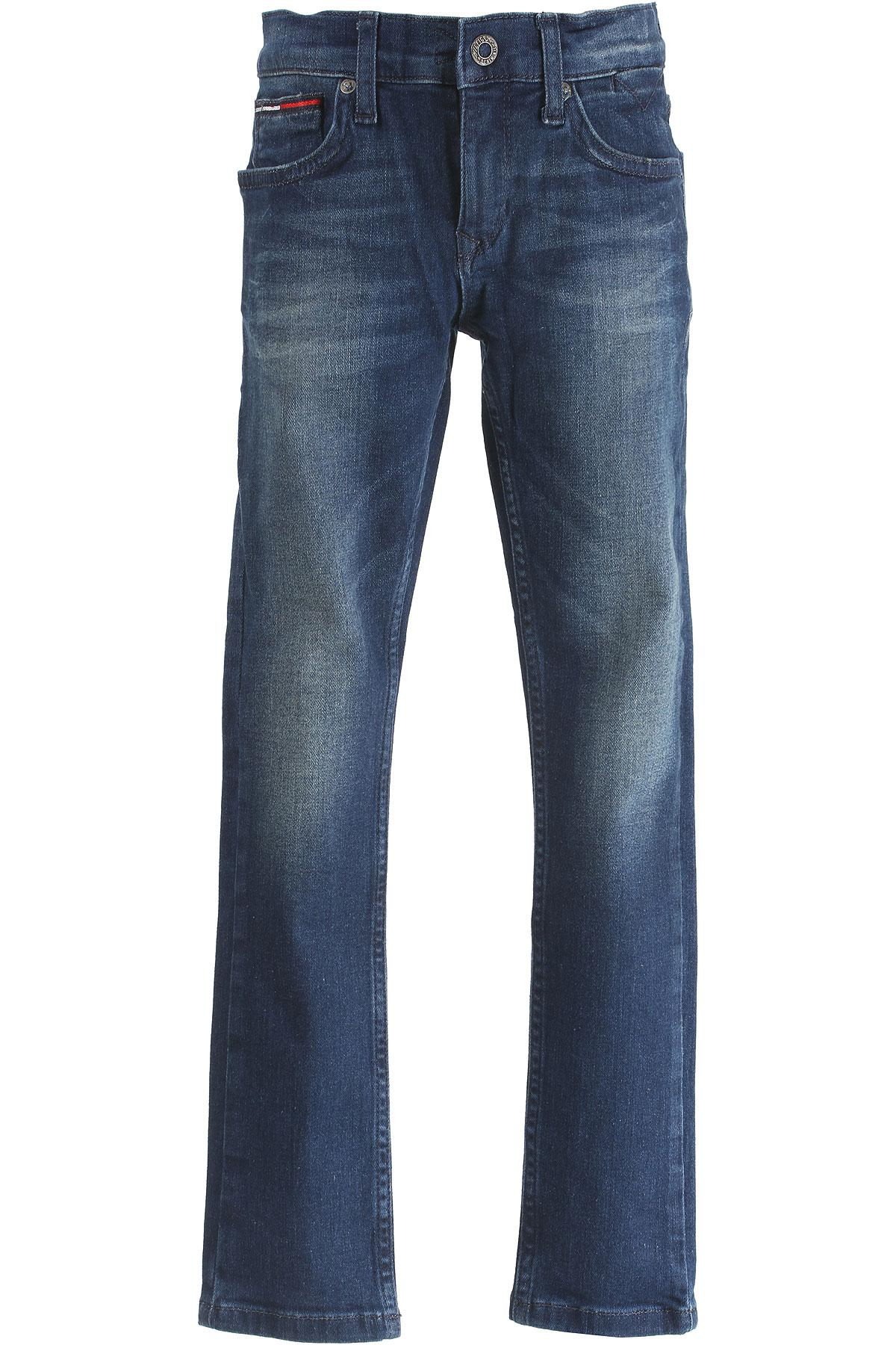 64f7d007 Lyst - Tommy Hilfiger Baby Jeans For Boys On Sale In Outlet in Blue ...