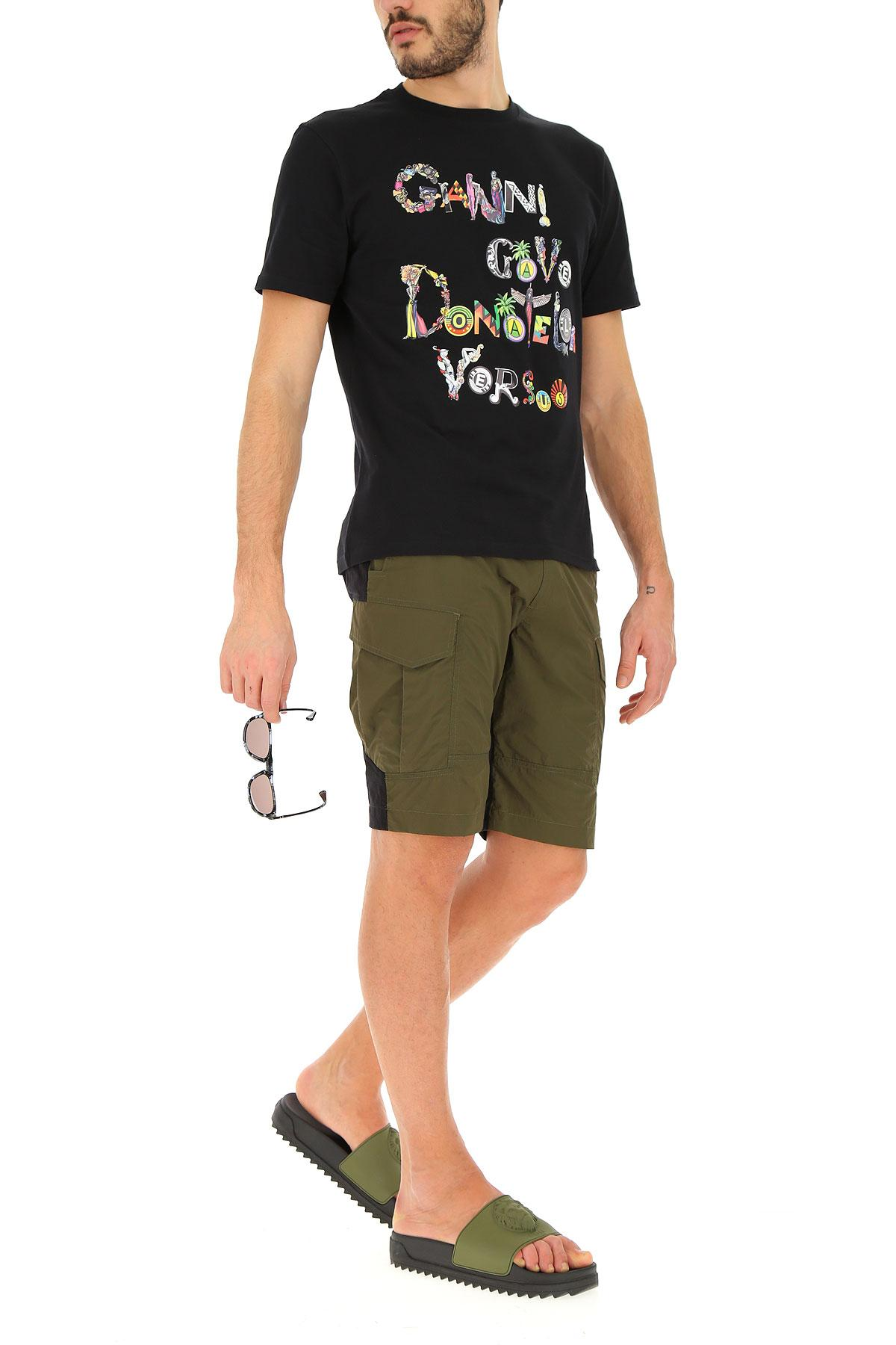 996c373be2 Versace Clothing For Men in Green for Men - Lyst