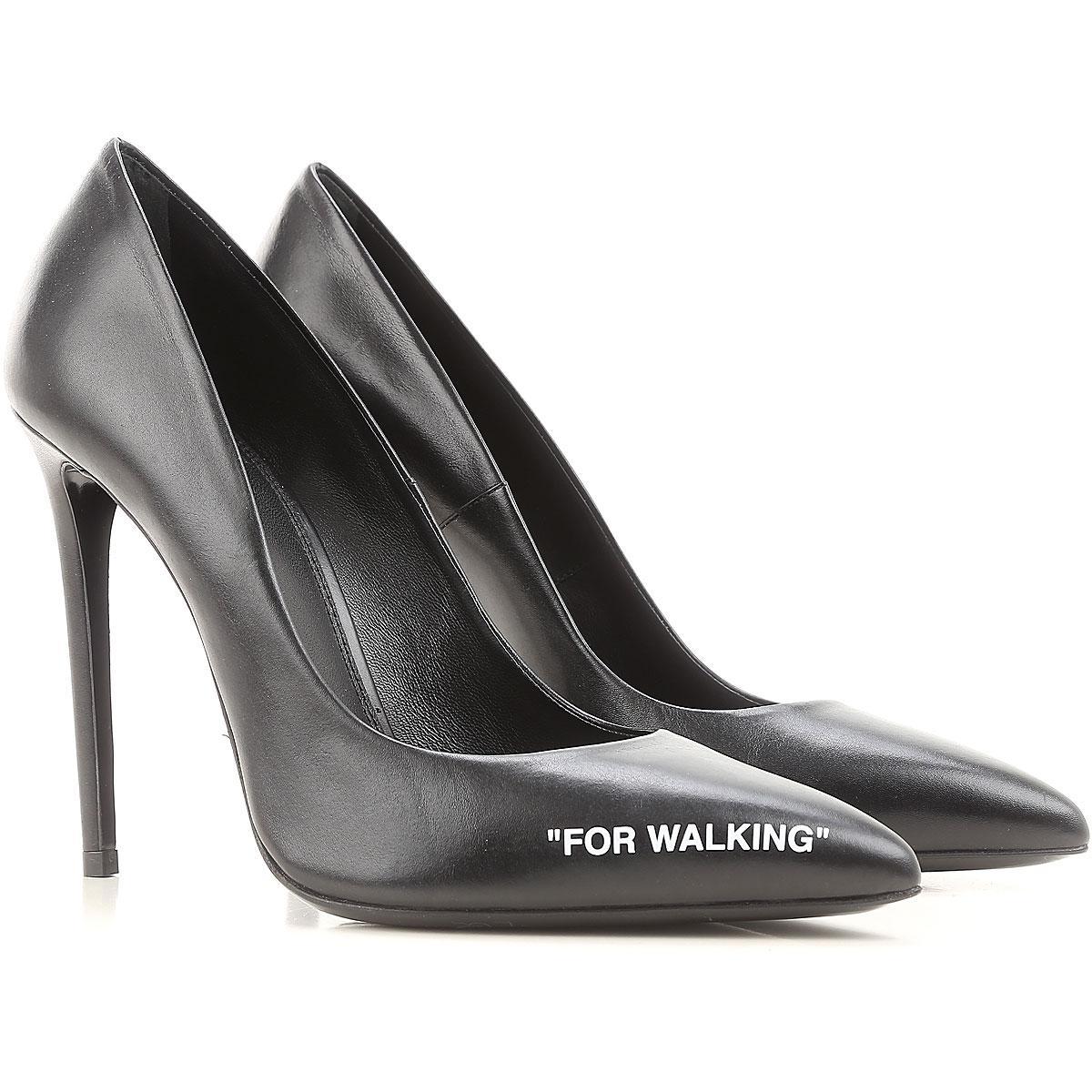 5f2ab53b2 Off-White c/o Virgil Abloh Black Pumps & High Heels For Women On. View  fullscreen