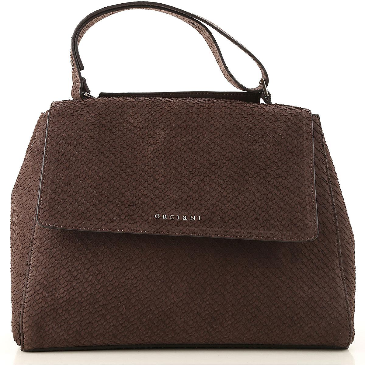 0f9ab961546b Lyst - Orciani Shoulder Bag For Women On Sale in Brown