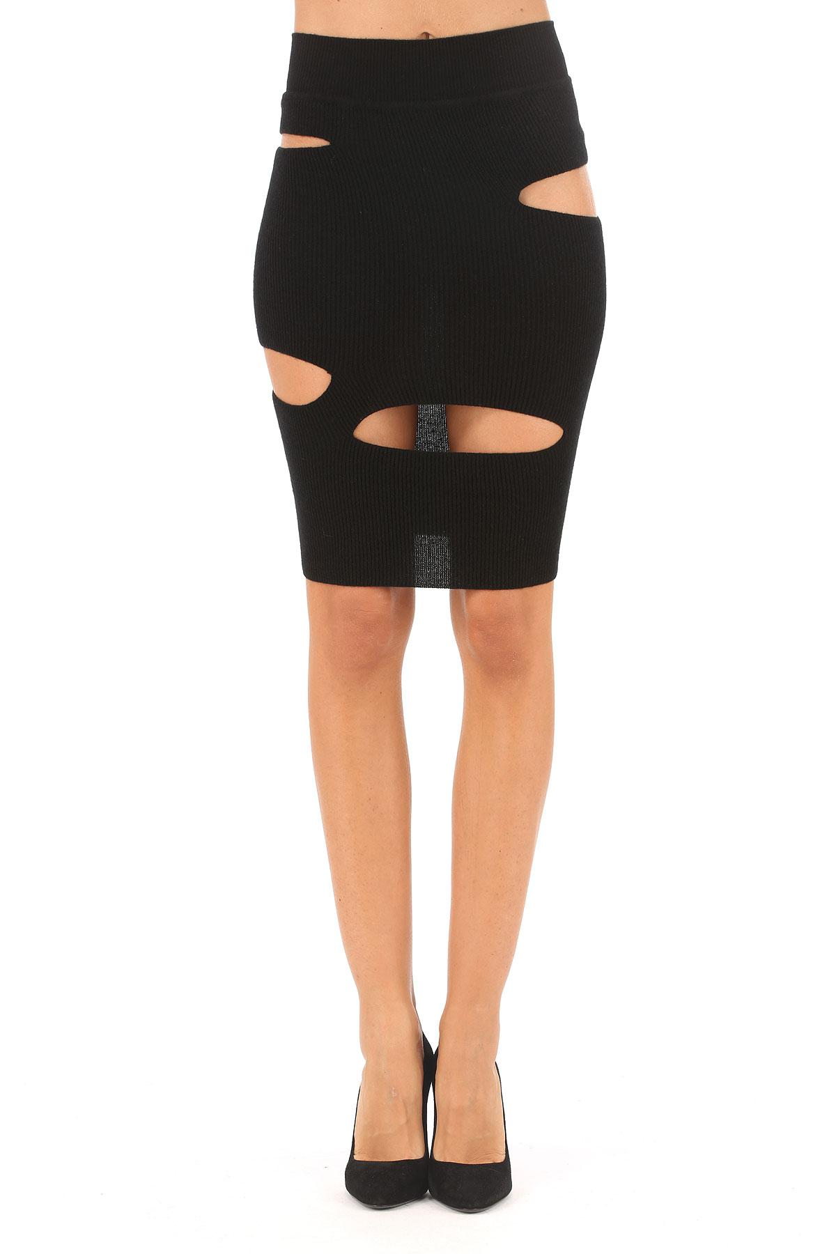 0b134c206a Lyst - Vivienne Westwood Skirt For Women On Sale in Black - Save 5%