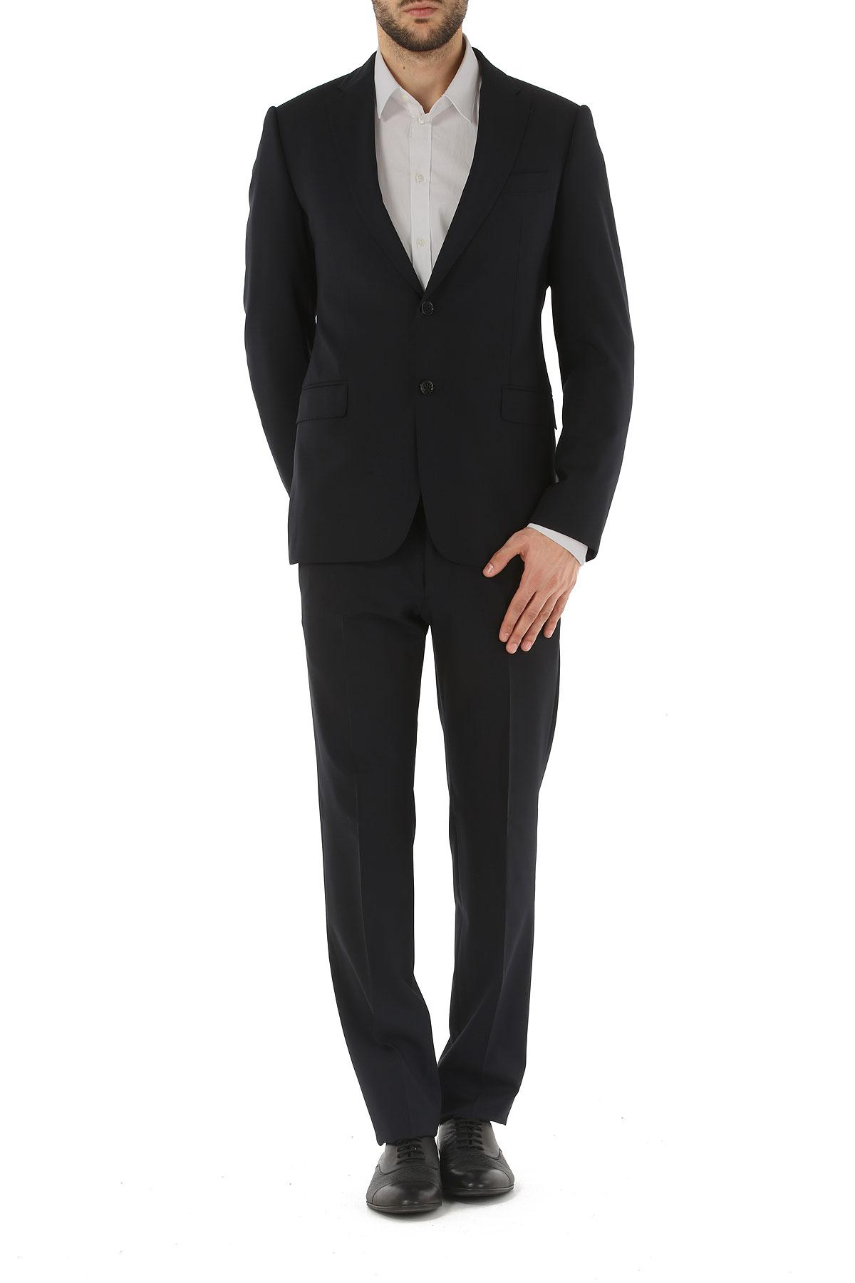 961eff954e3d Lyst - Costume Homme Pas cher en Soldes Emporio Armani pour homme en ...