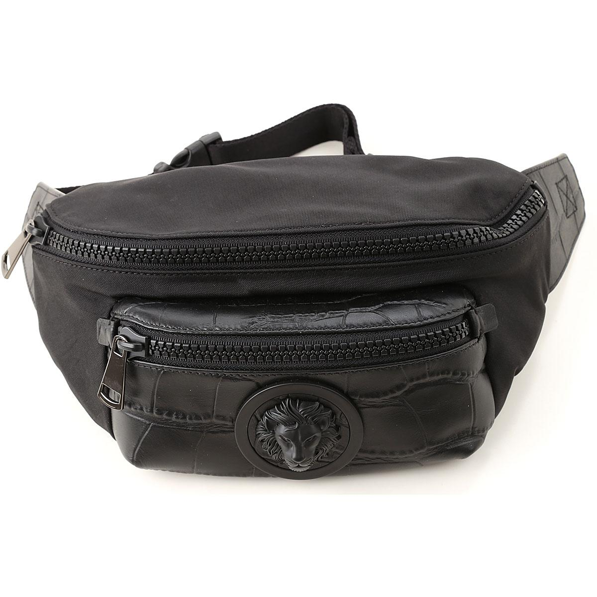 956374dd56 Lyst - Versace Weekender Duffel Bag For Men in Black for Men