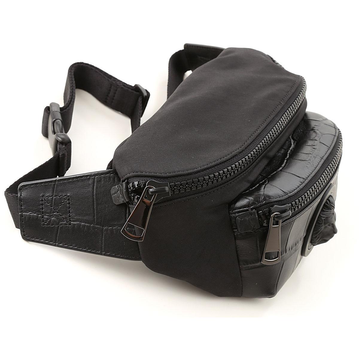 af741f0ac48a Versace - Black Weekender Duffel Bag For Men for Men - Lyst. View fullscreen