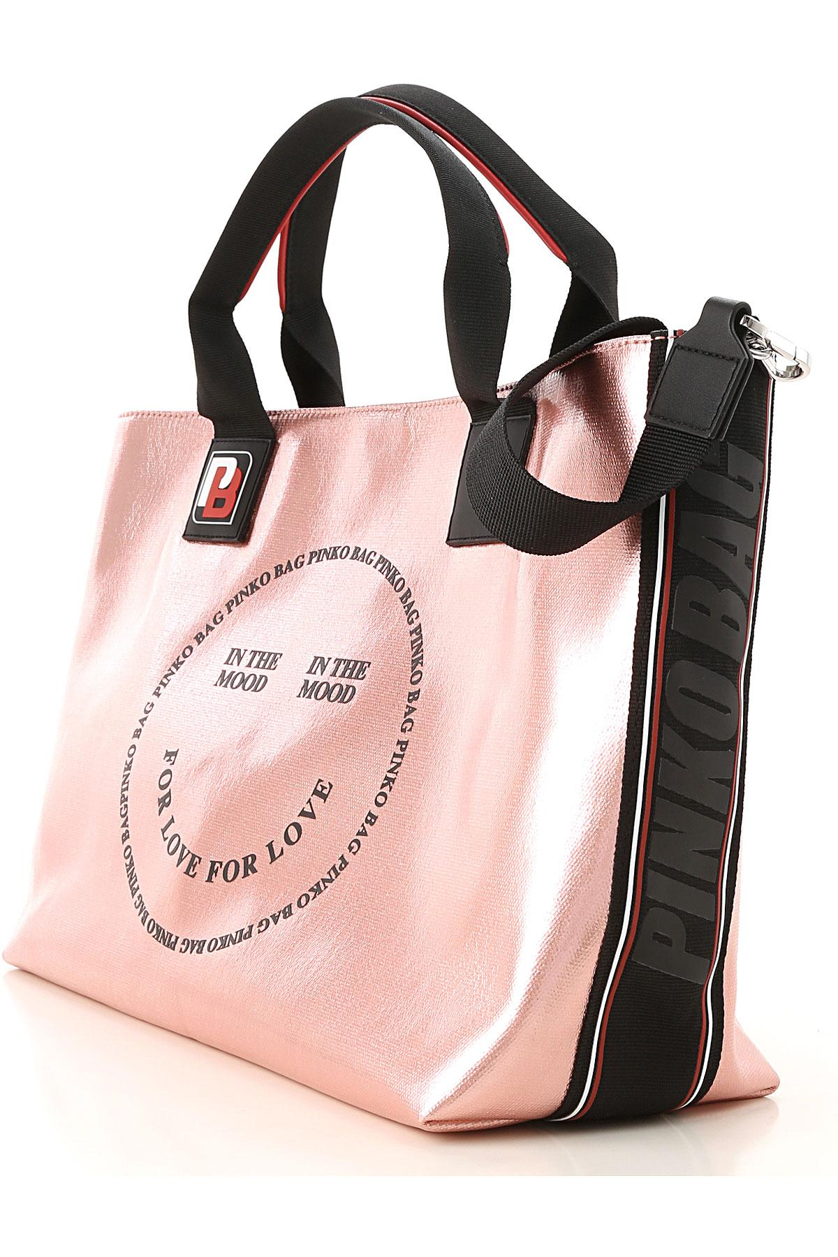 689c5bffc6484 Pinko - Pink Tote Bag - Lyst. View fullscreen