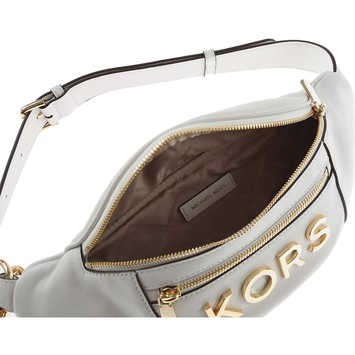 f37018465cf0 Michael Kors - White Shoulder Bag For Women - Lyst. View fullscreen