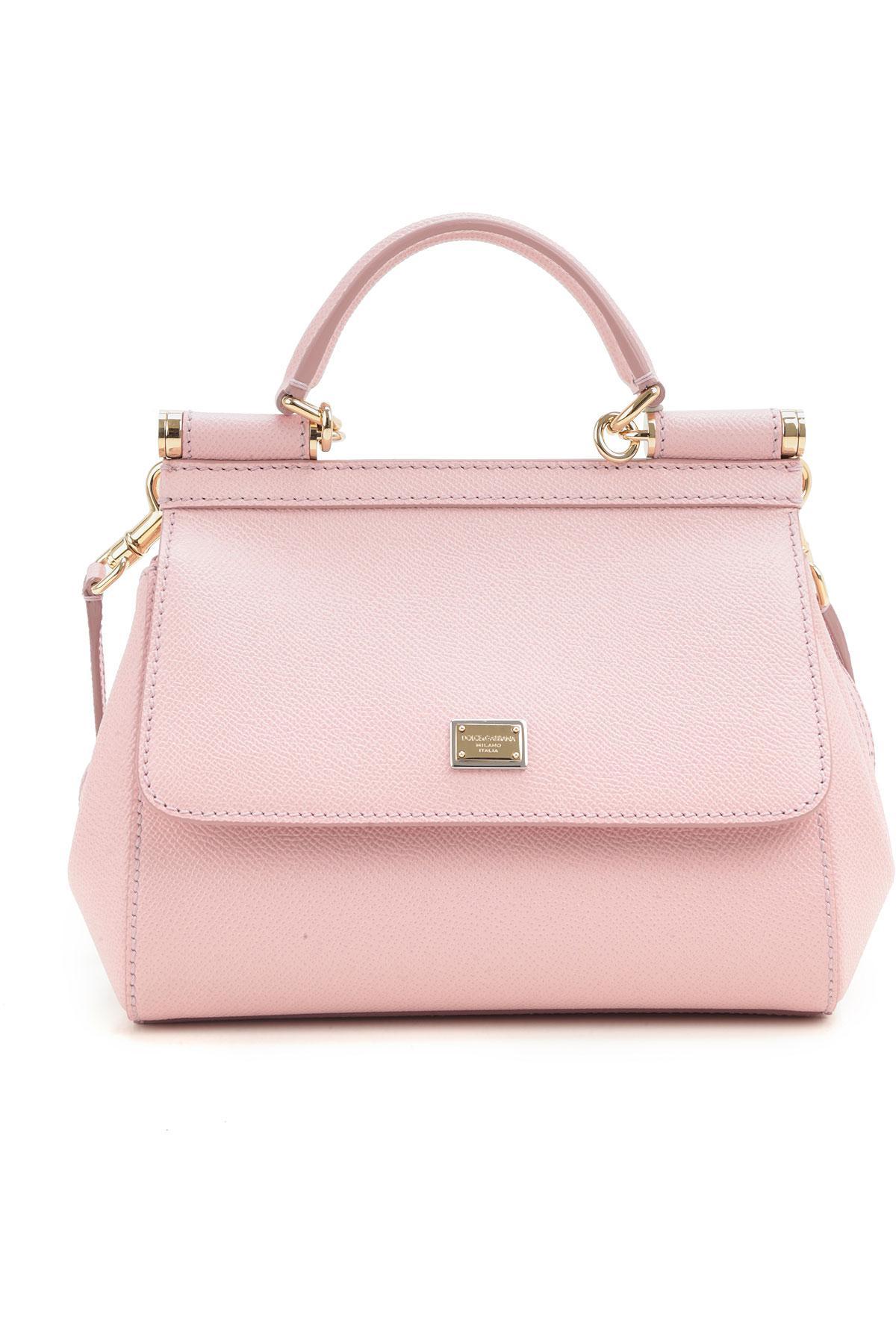 9bcd5936f4 Dolce   Gabbana Handbags in Pink - Lyst